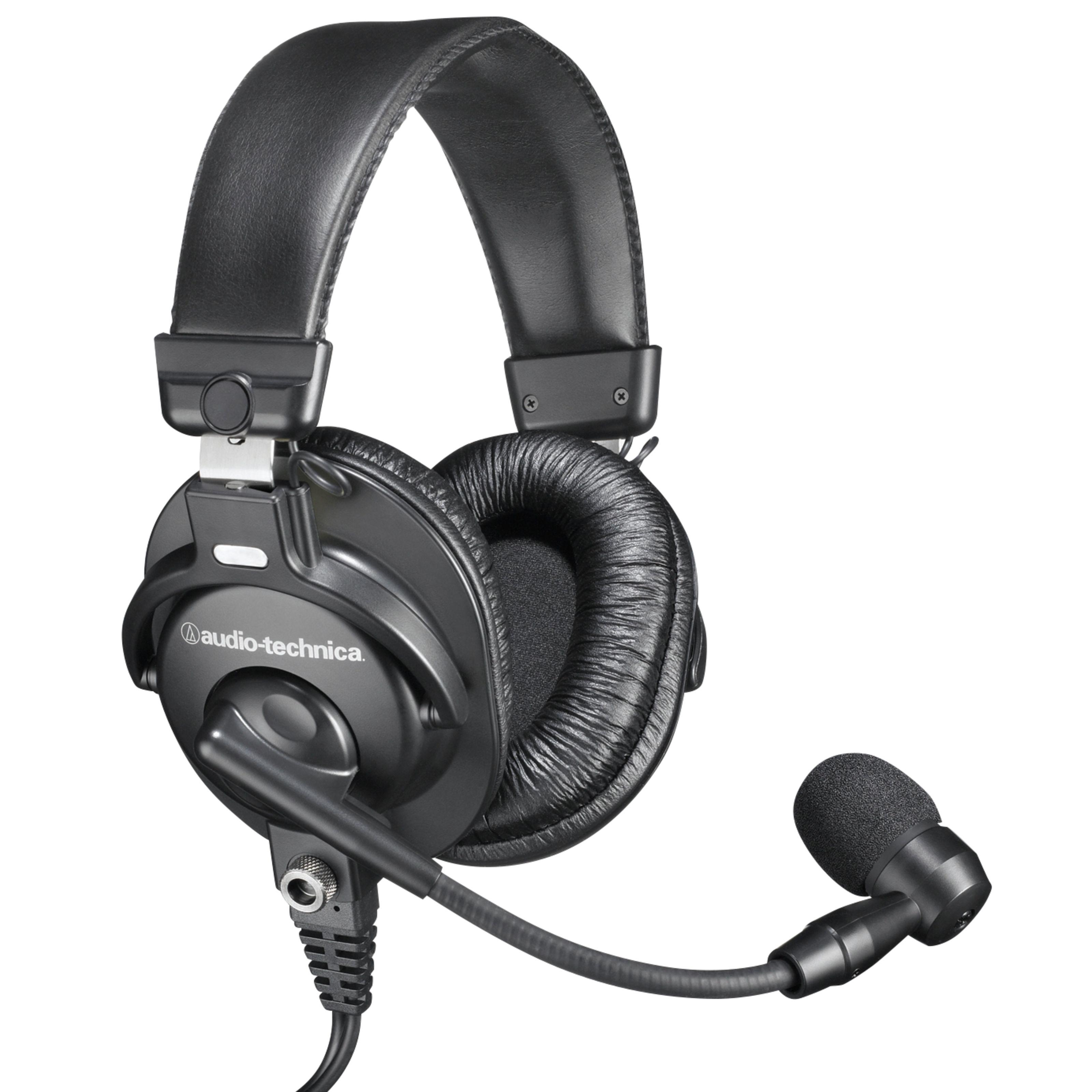Audio-Technica - BPHS 1 Hör- Sprechgarnitur
