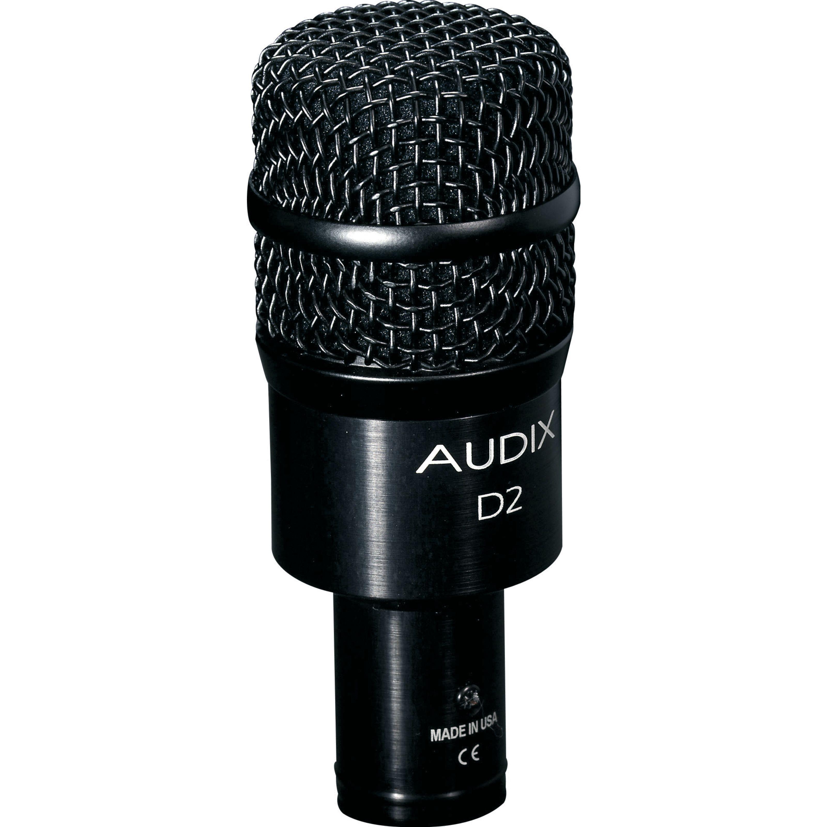 Audix - D2 dyn. Instrumentenmikrofon AX-D2