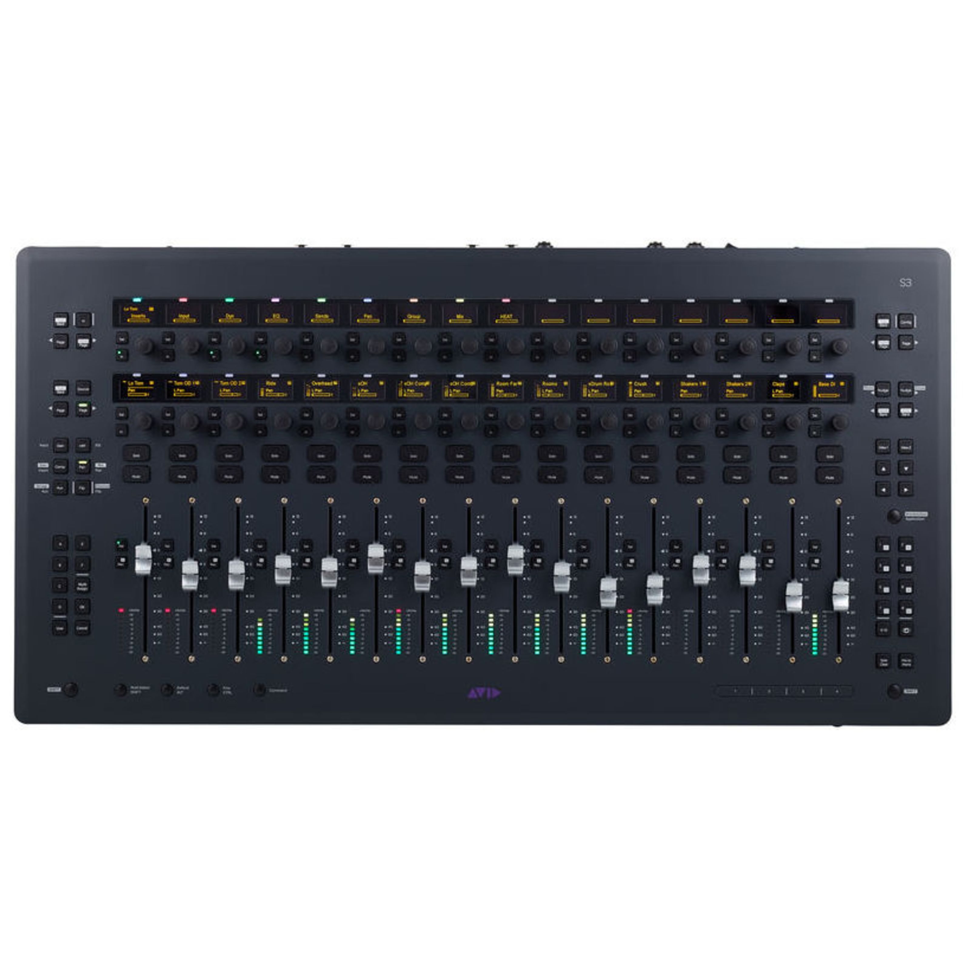 Avid - Pro Tools S3 Control Surface AVCS3
