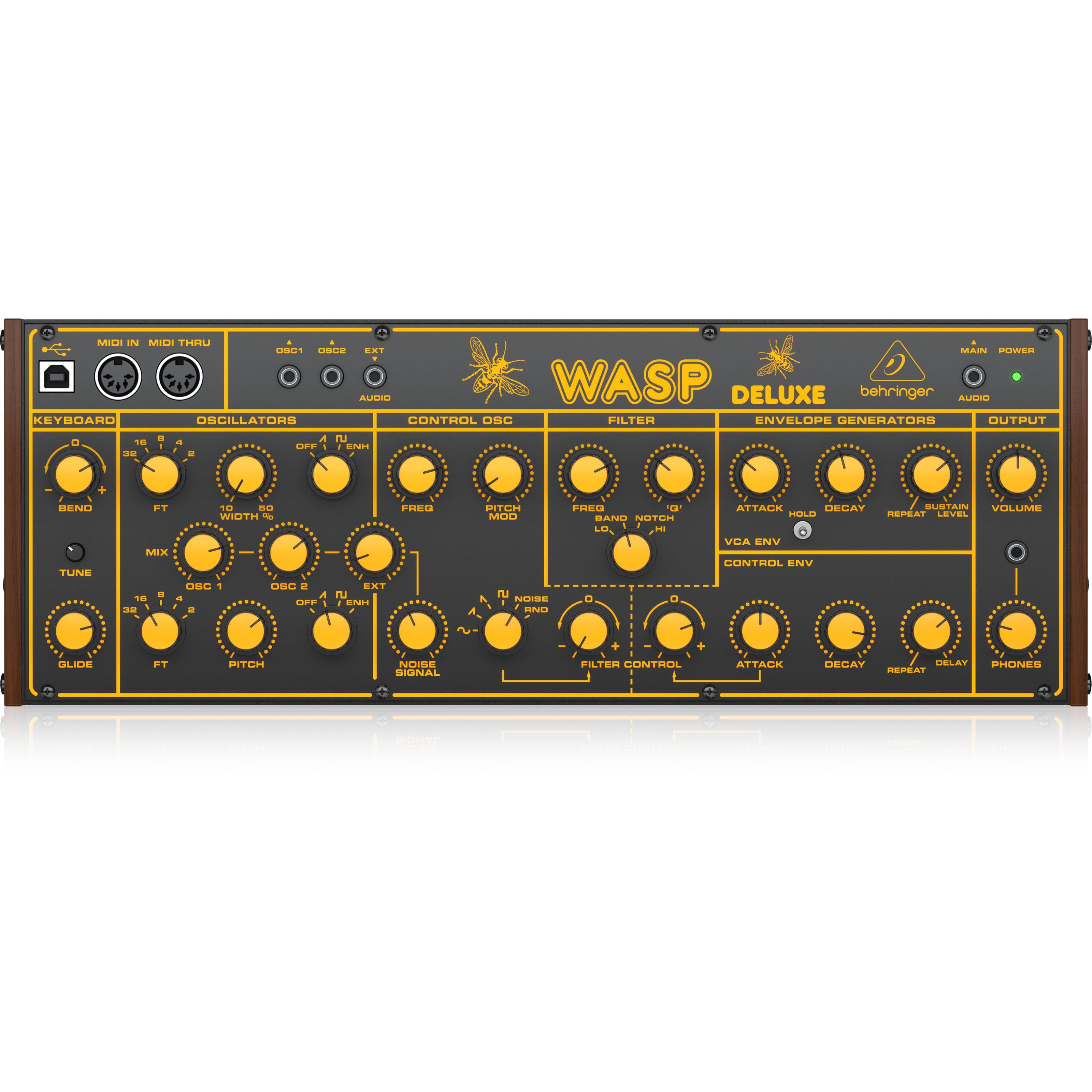 Behringer - Wasp Deluxe 000-DN601-00010