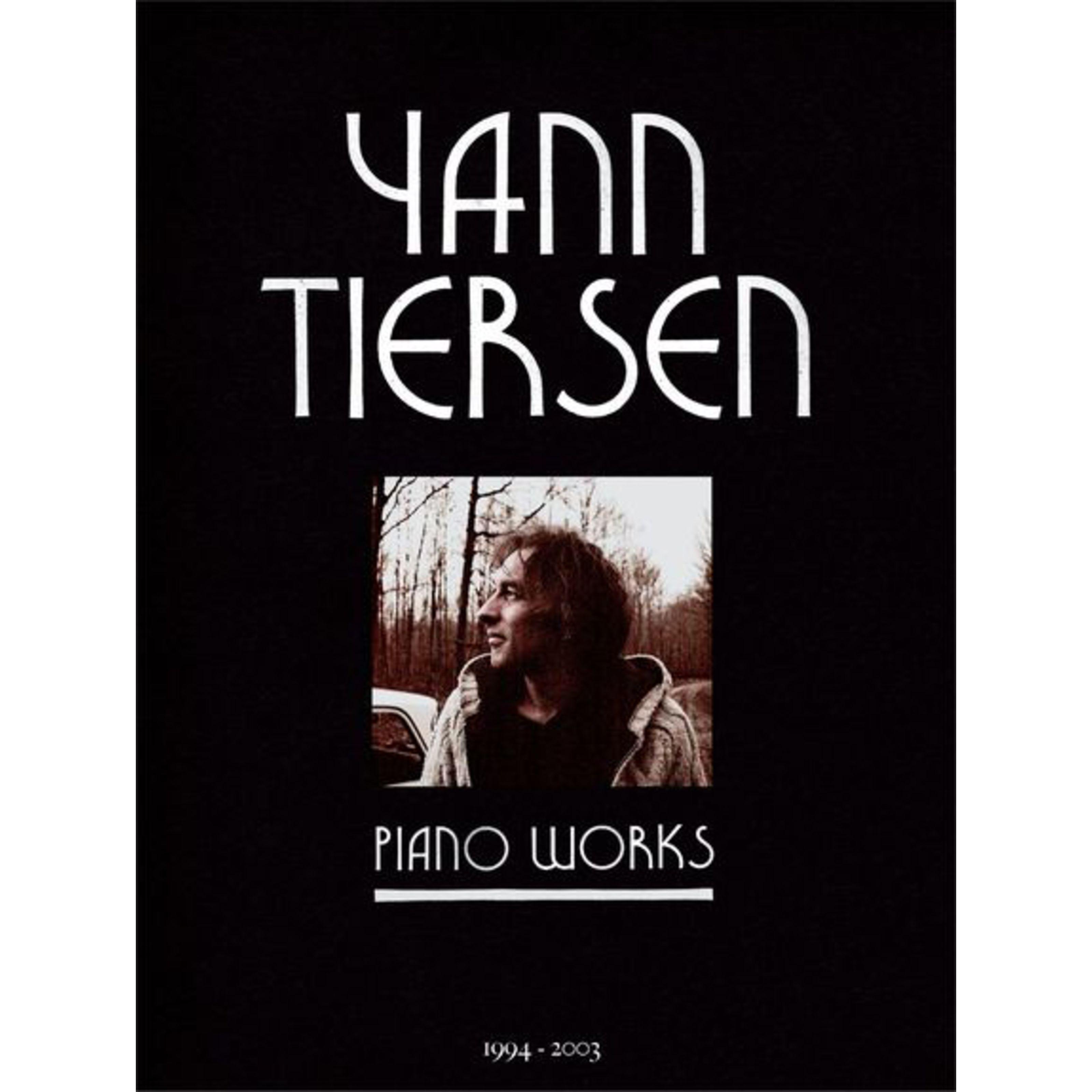 BMG - Yann Tiersen - Amélie Piano Works USC 101