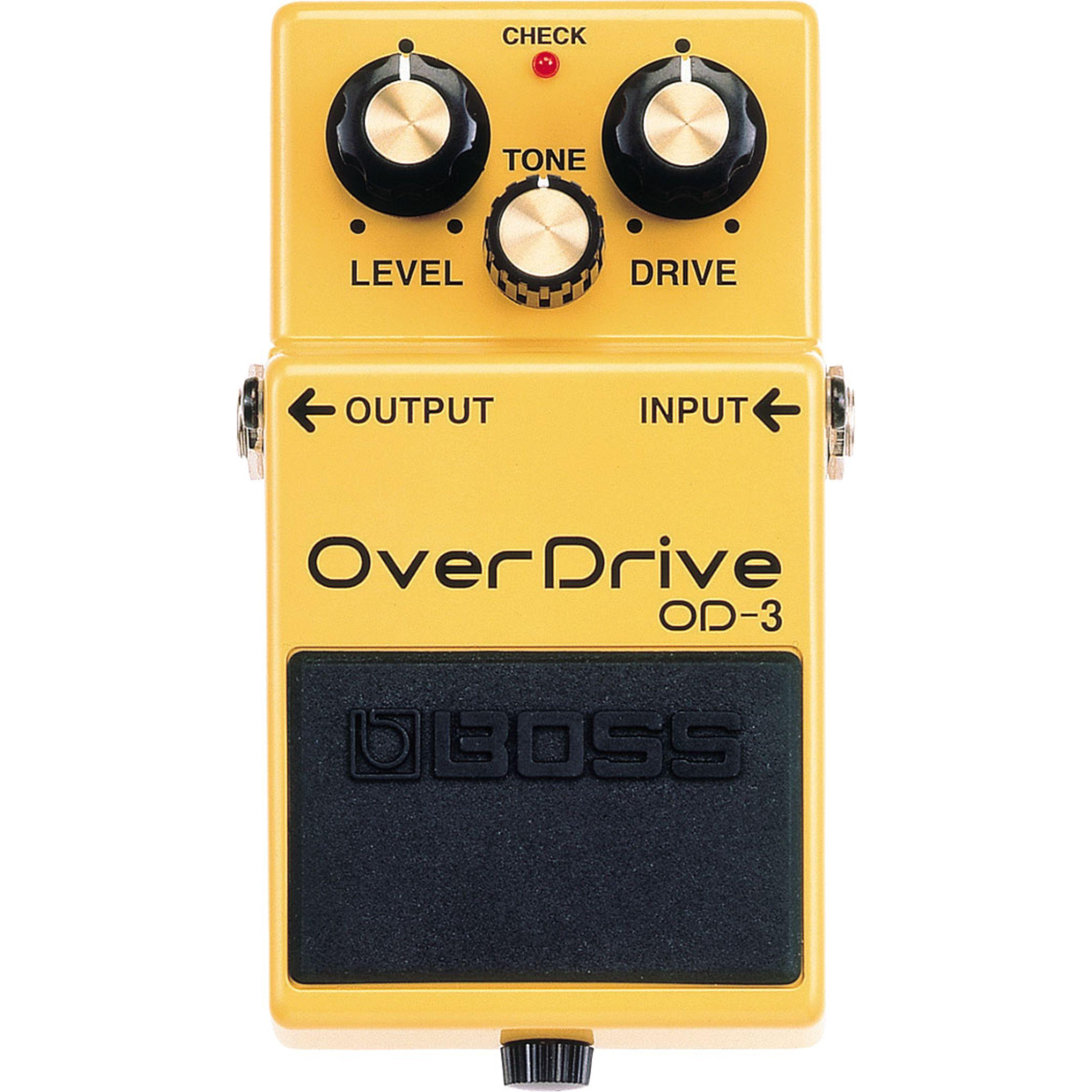 Boss - OD-3 Overdrive