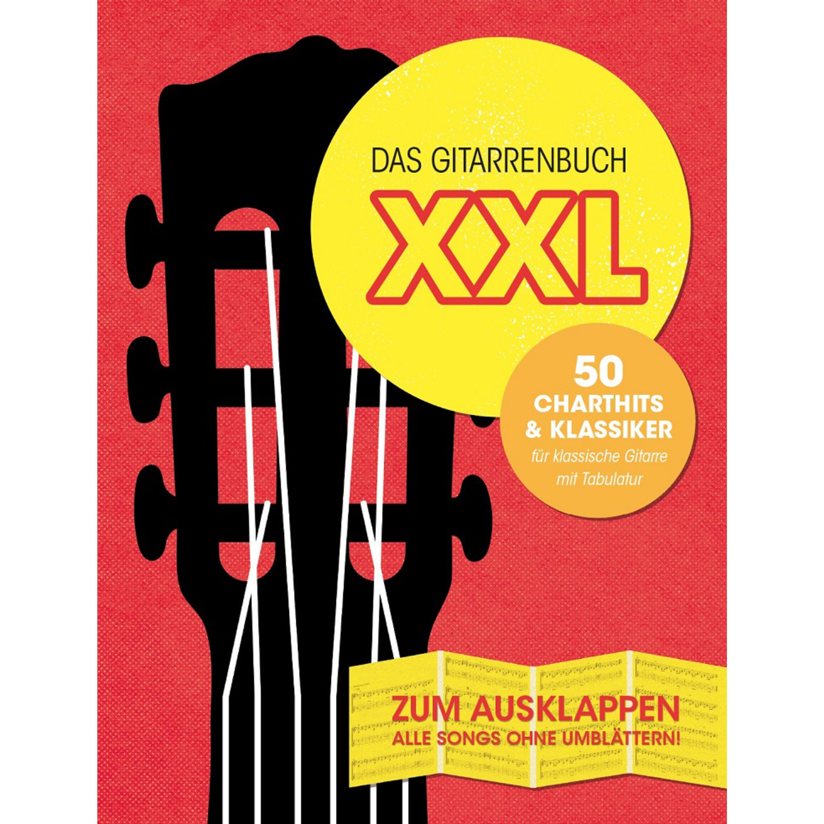 Bosworth Music - Das Gitarrenbuch XXL