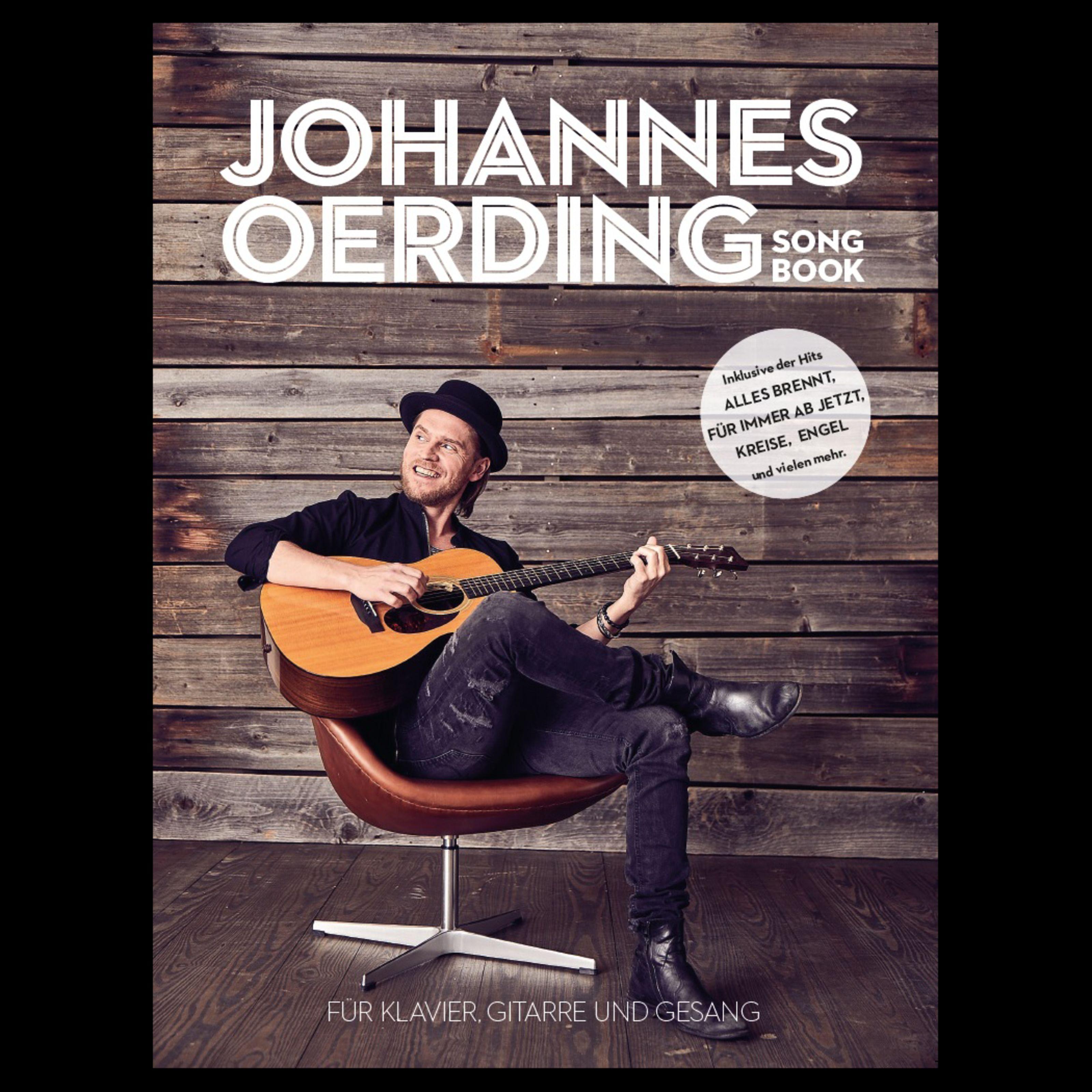 Bosworth Music - Johannes Oerding Songbook