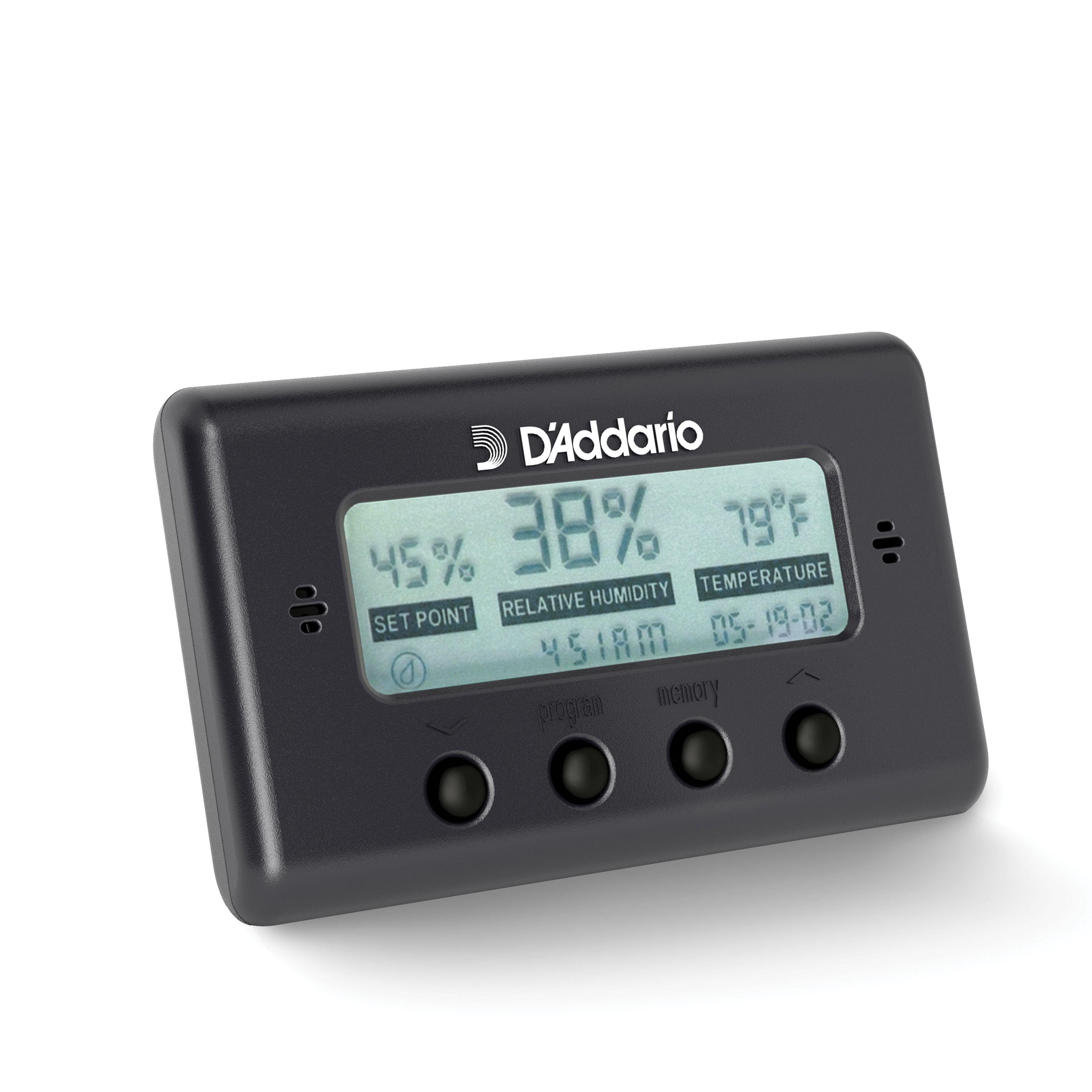 D'Addario - PW-HTS Temperatursensor