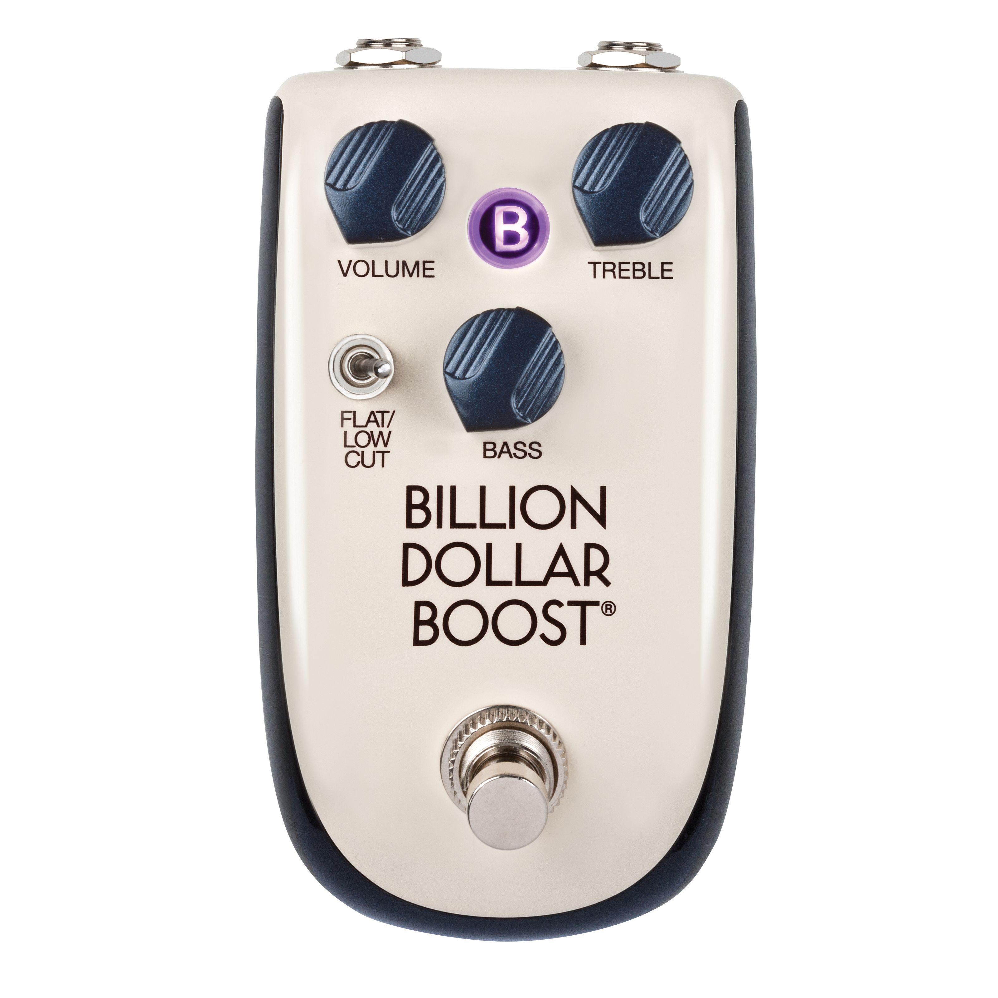 Danelectro - Billionaire Billion Dollar Boost