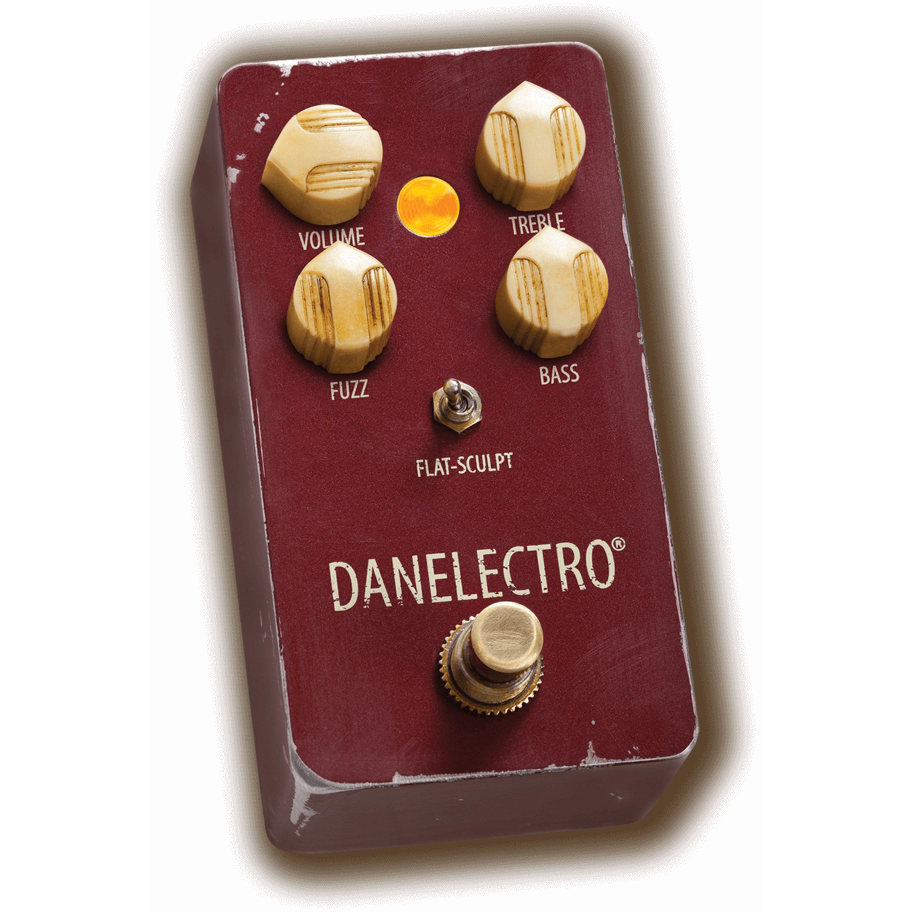 Danelectro - The Eisenhower Fuzz EF-1