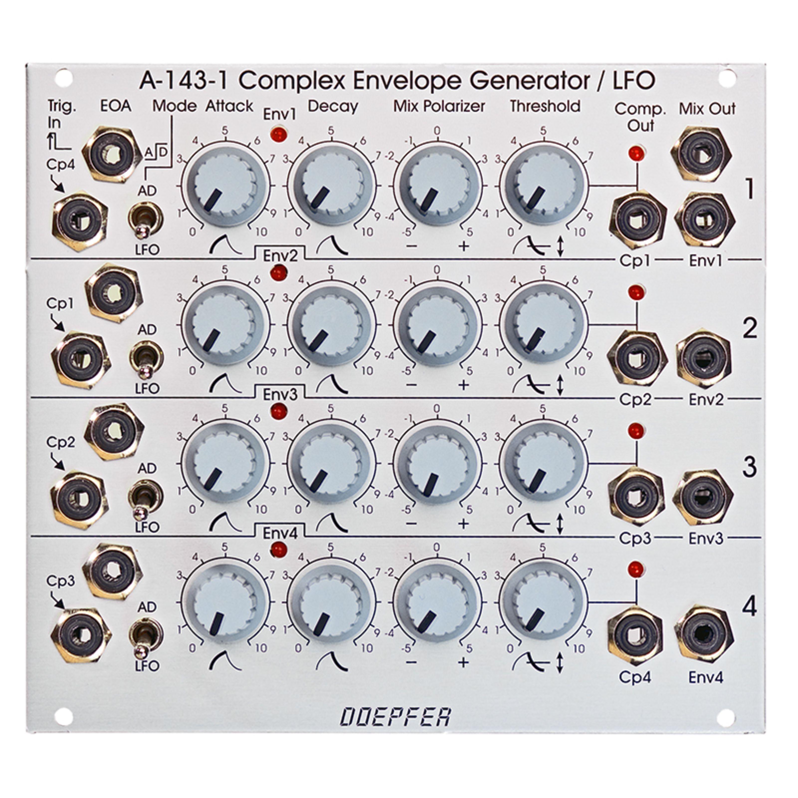 Doepfer - A-143-1 Quad AD Generator