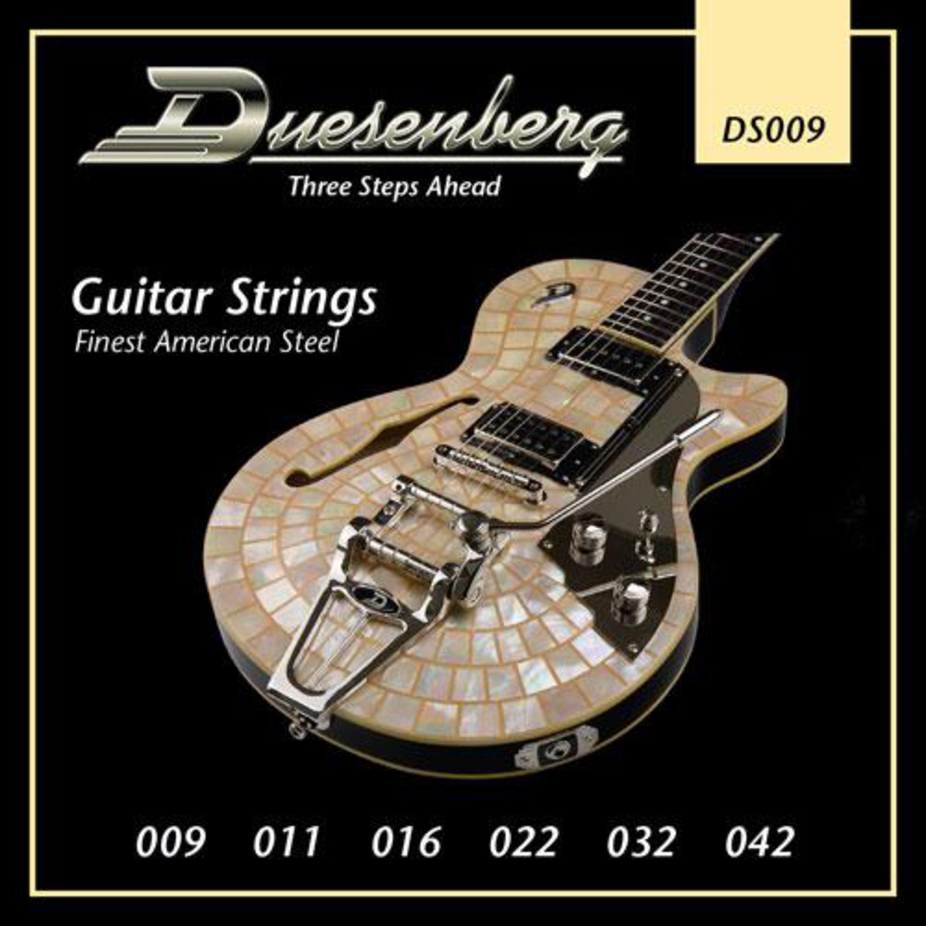 Duesenberg - DS009 09-42 E-Gitarren Saiten Nickel Wound