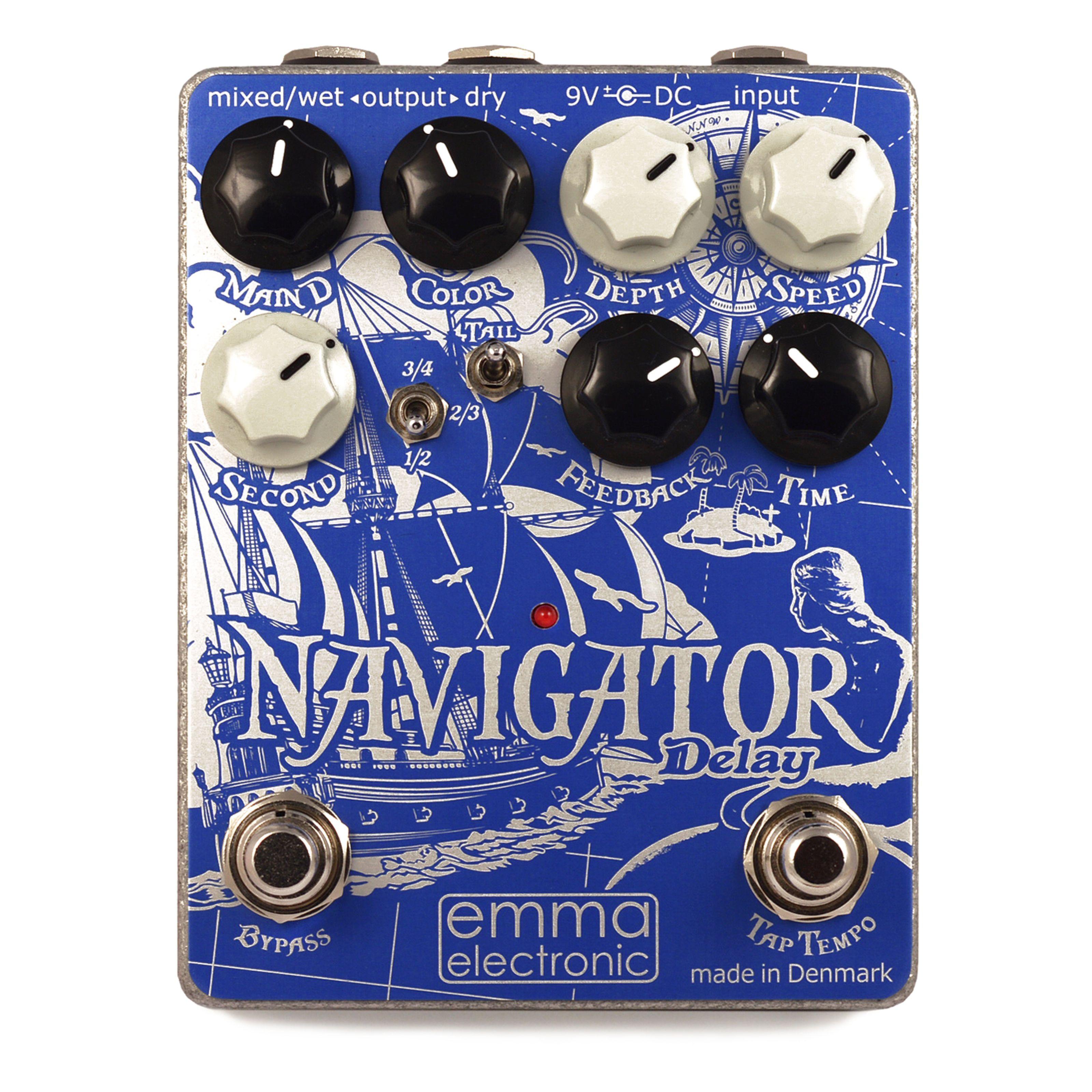 Emma Electronic - Navigator EM-NAVIG