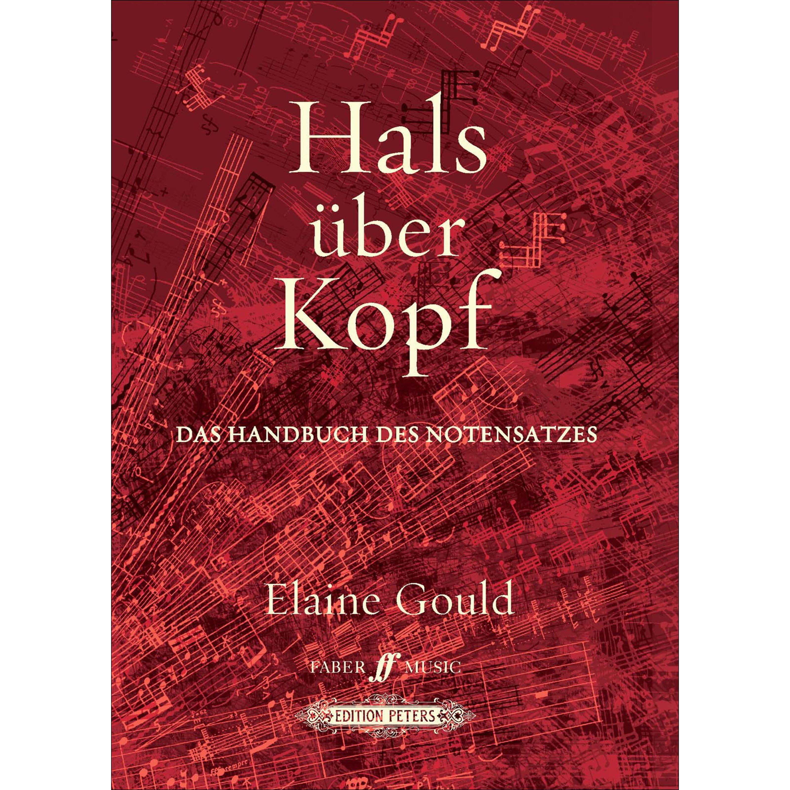 Faber Music - Hals über Kopf Elaine Gould EPF 72478