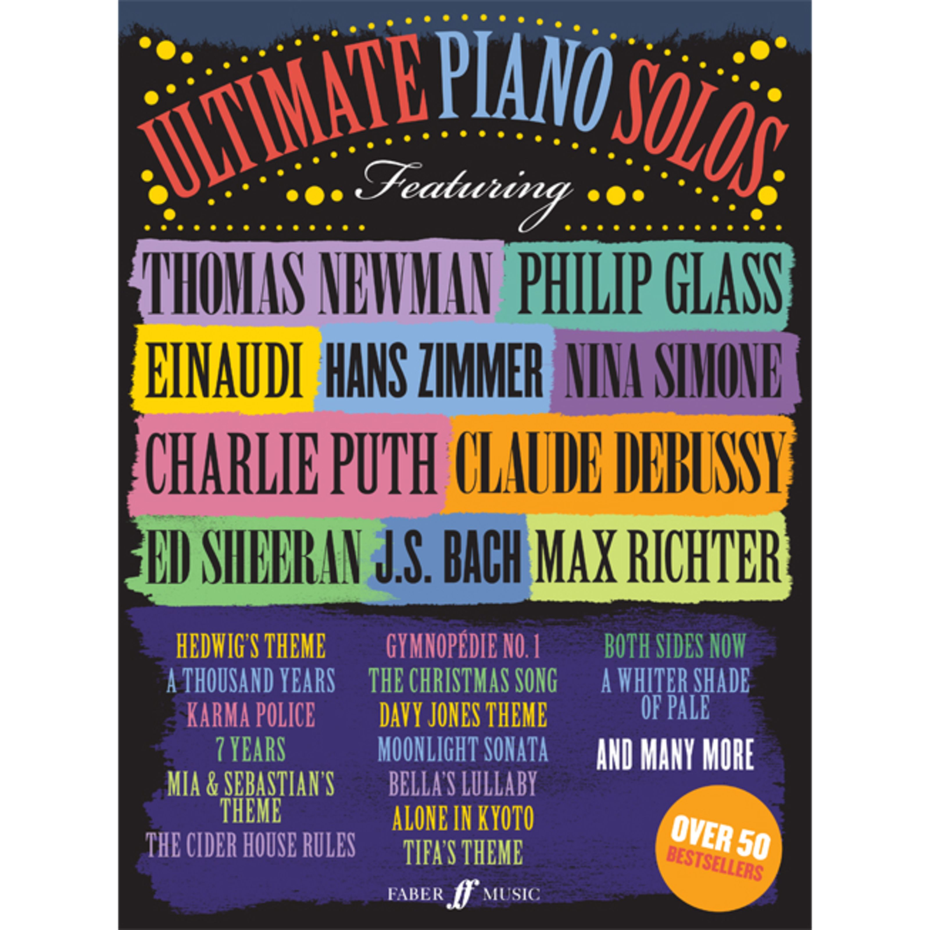 Faber Music - Ultimate Piano Solos 0571540449