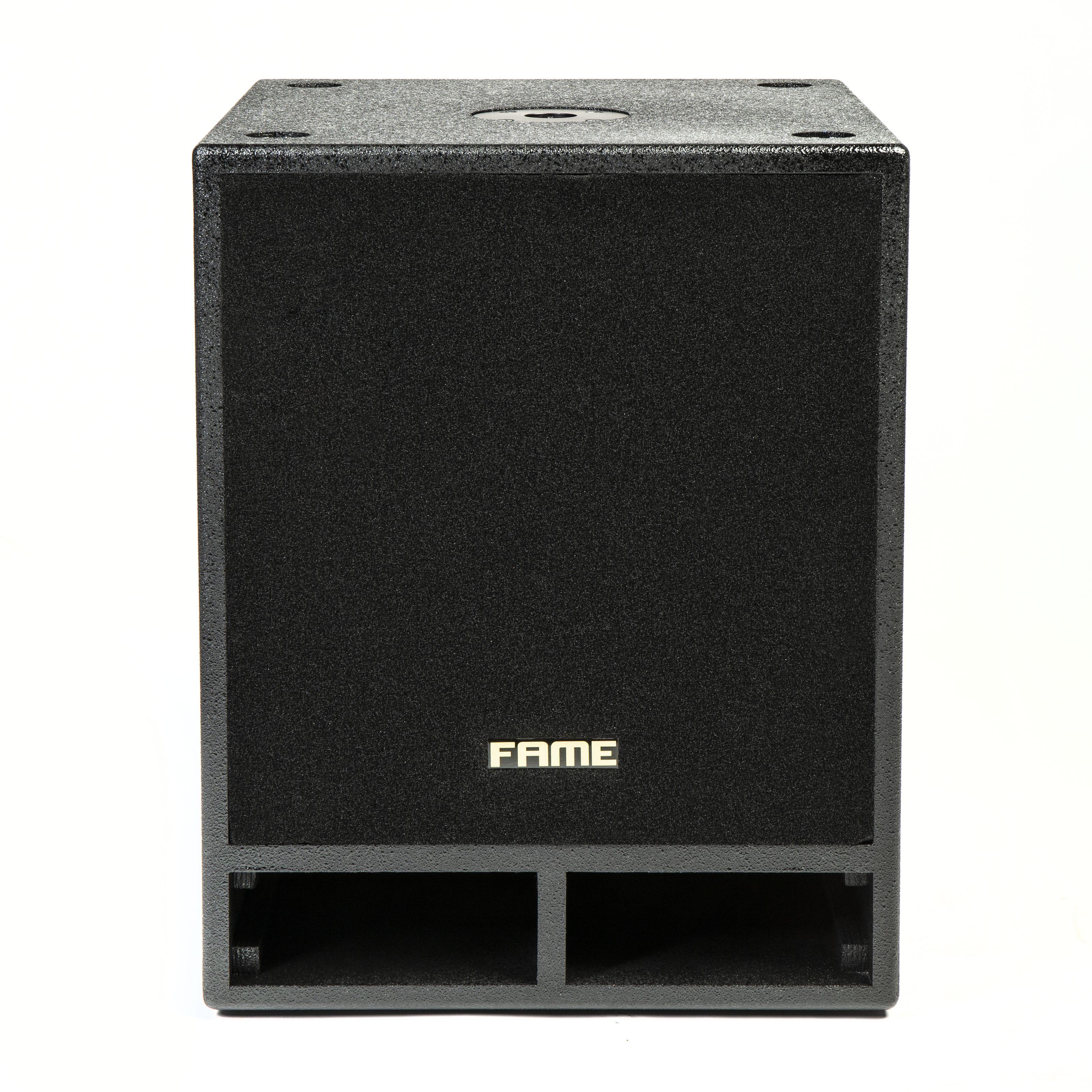 Fame Audio - MT-115B 15 Subwoofer, 500W/8Ohm R-15B