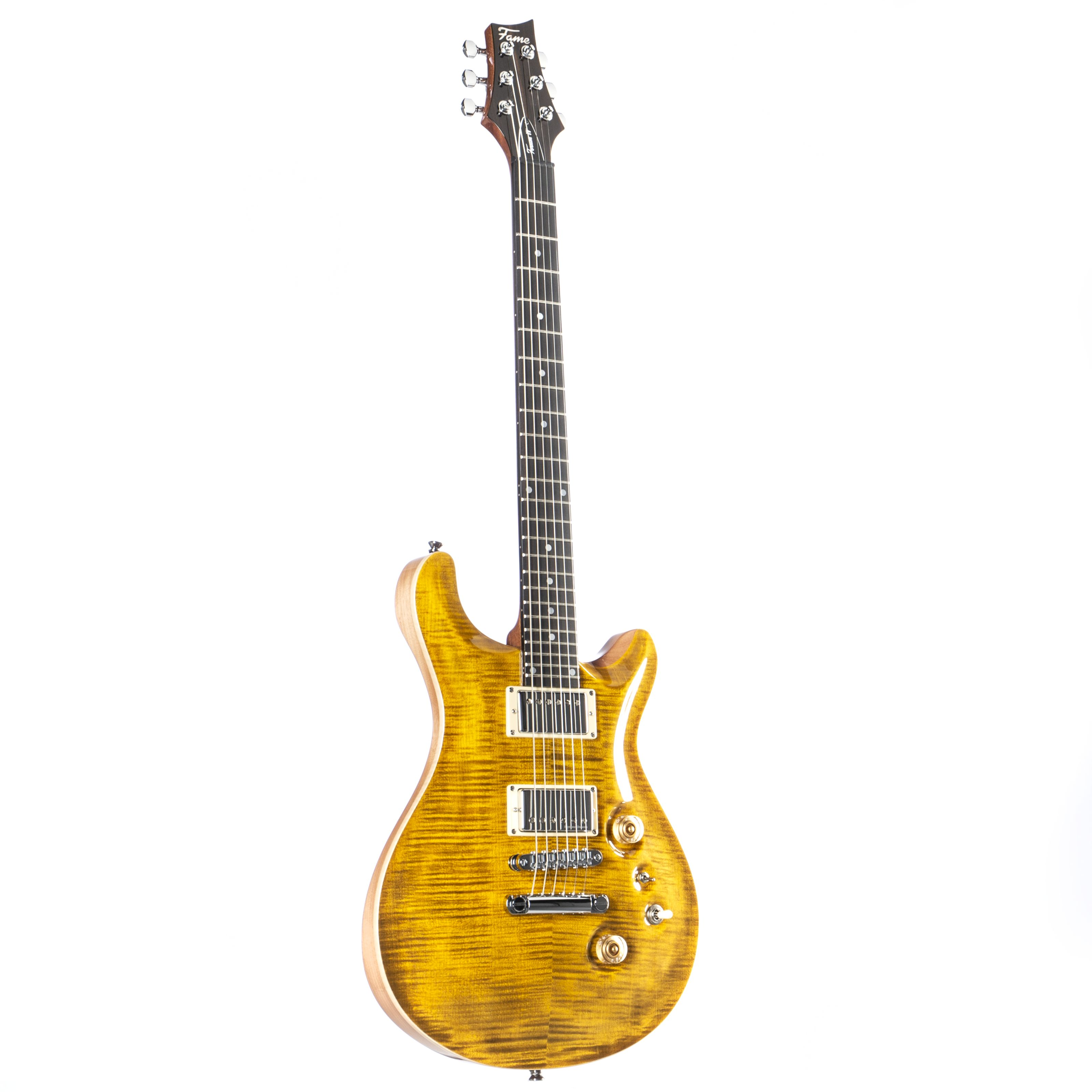 Fame - Forum IV Classic Tiger Eye Highgloss FOR-IV-CRHW-A-TE-S