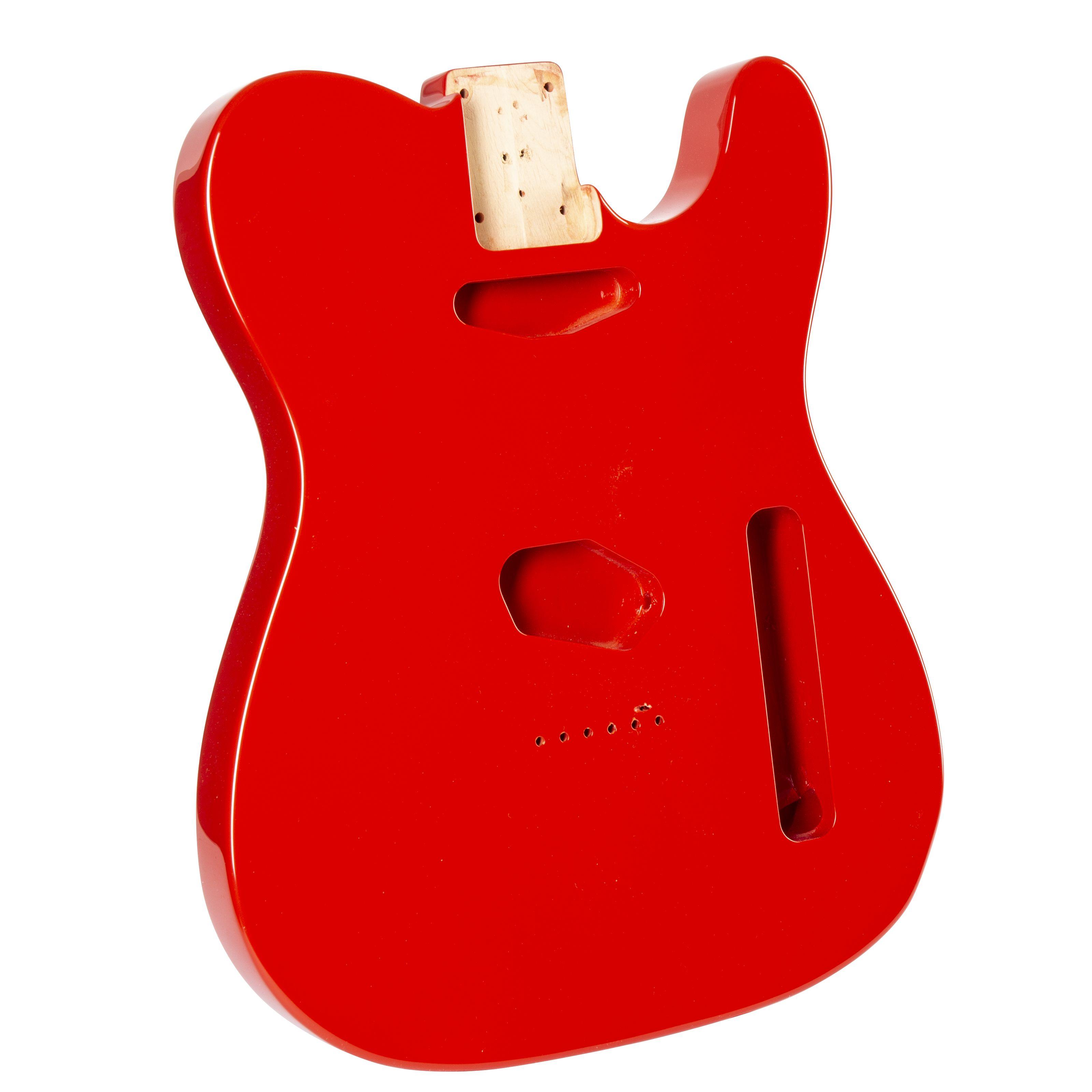Fame - TL-Body Alder SS Fiesta Red