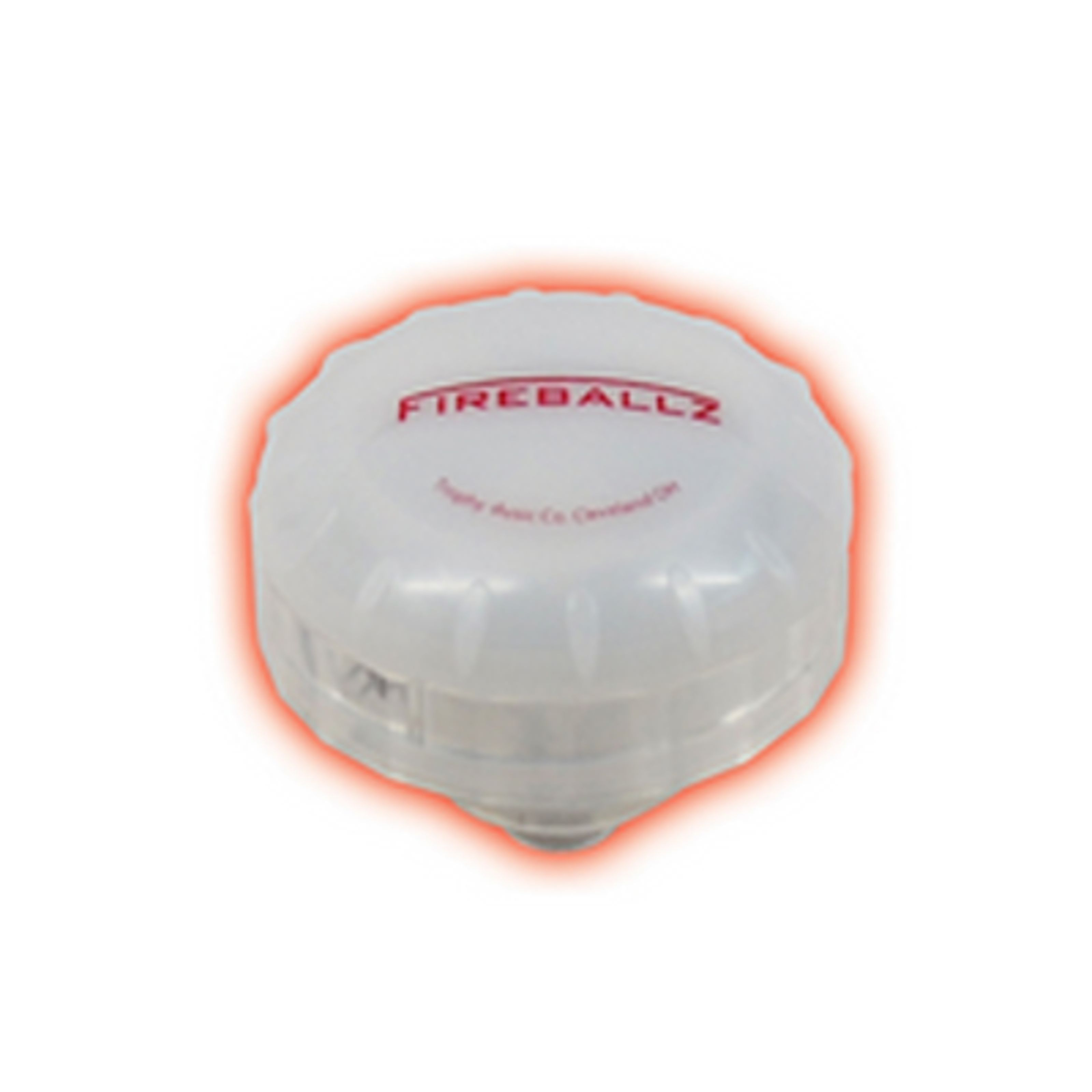 Fireballz - Fireballz Cymbal Nut FX14RD, Radient Red