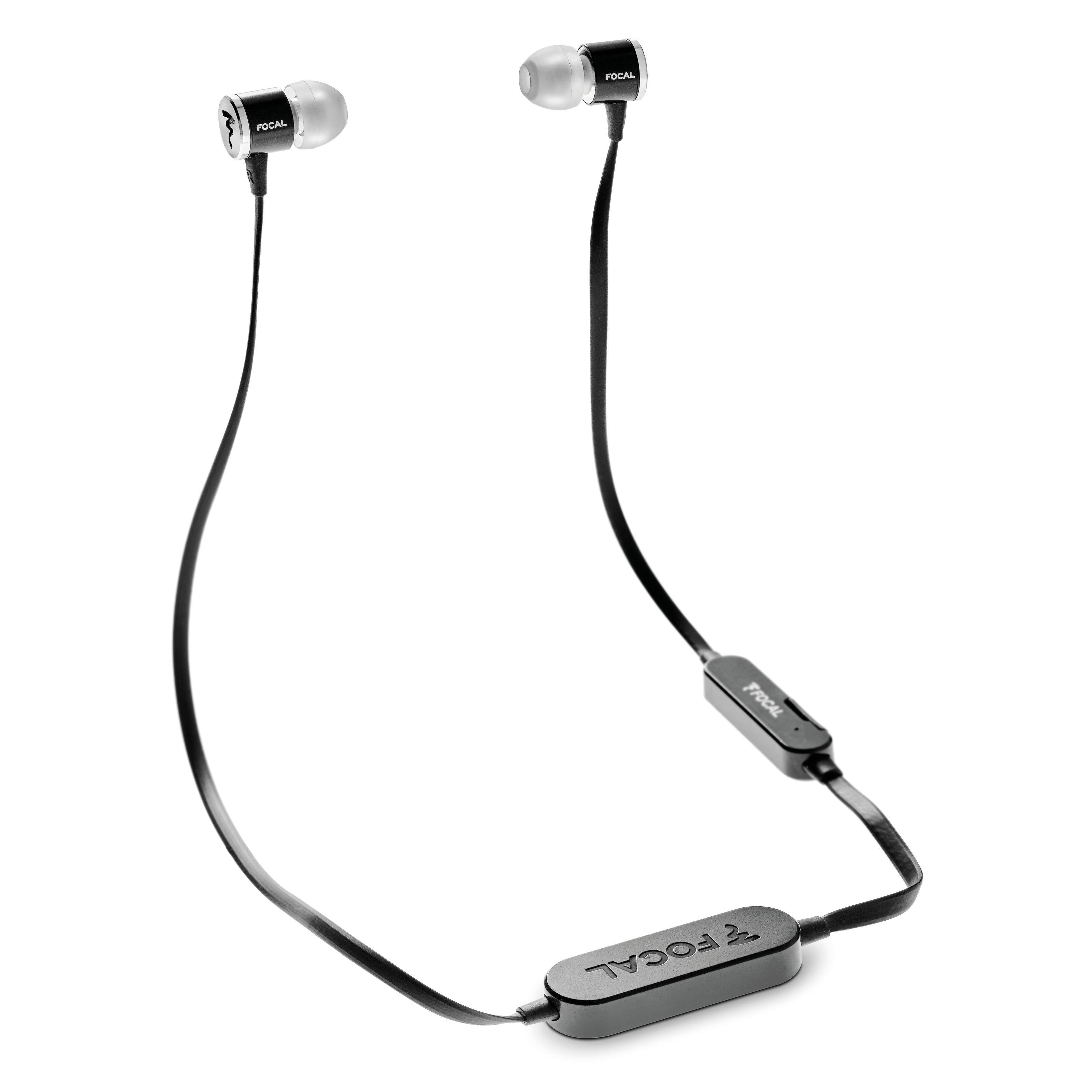 Focal - Spark Wireless In-Ear Black 152897