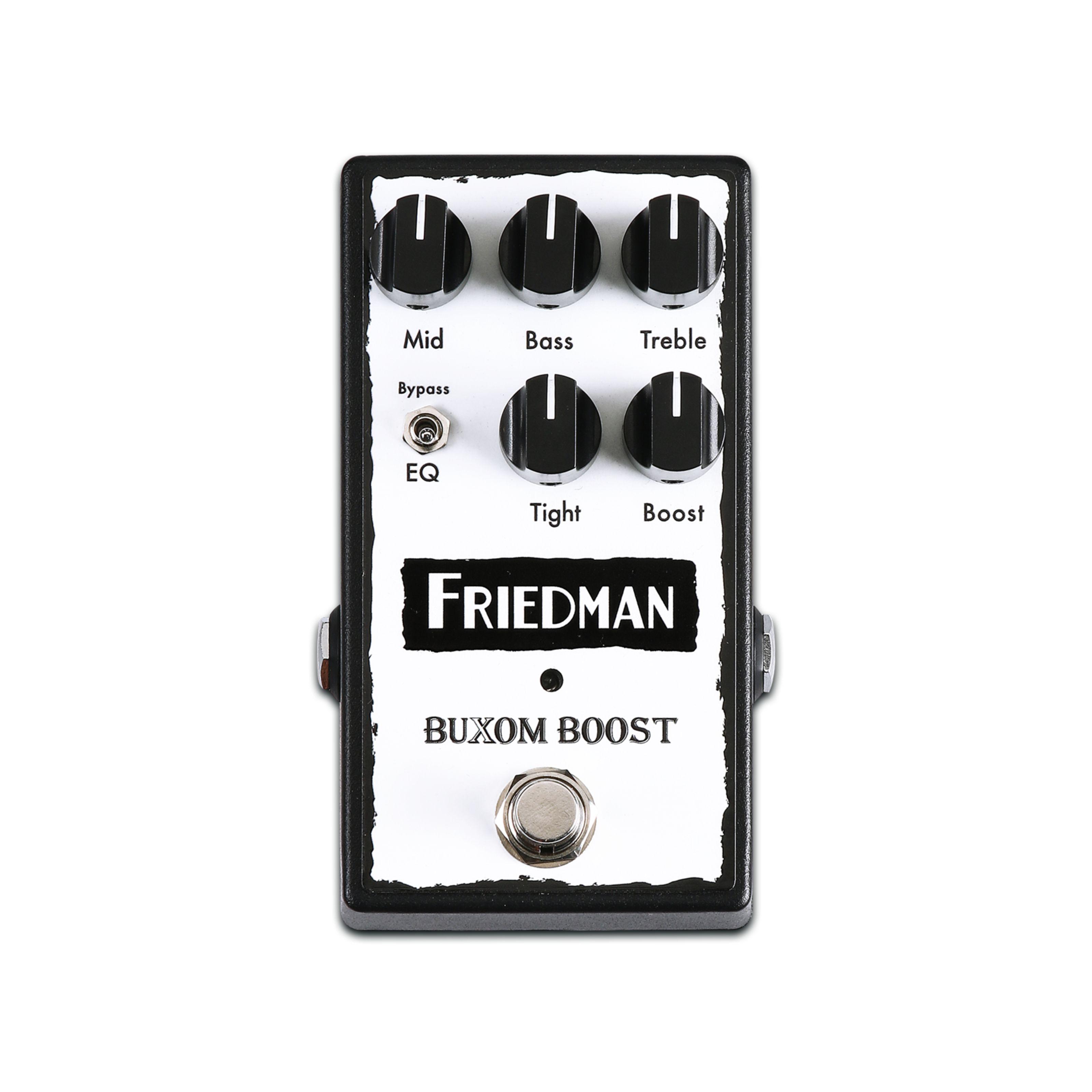 Friedman - Buxom Boost