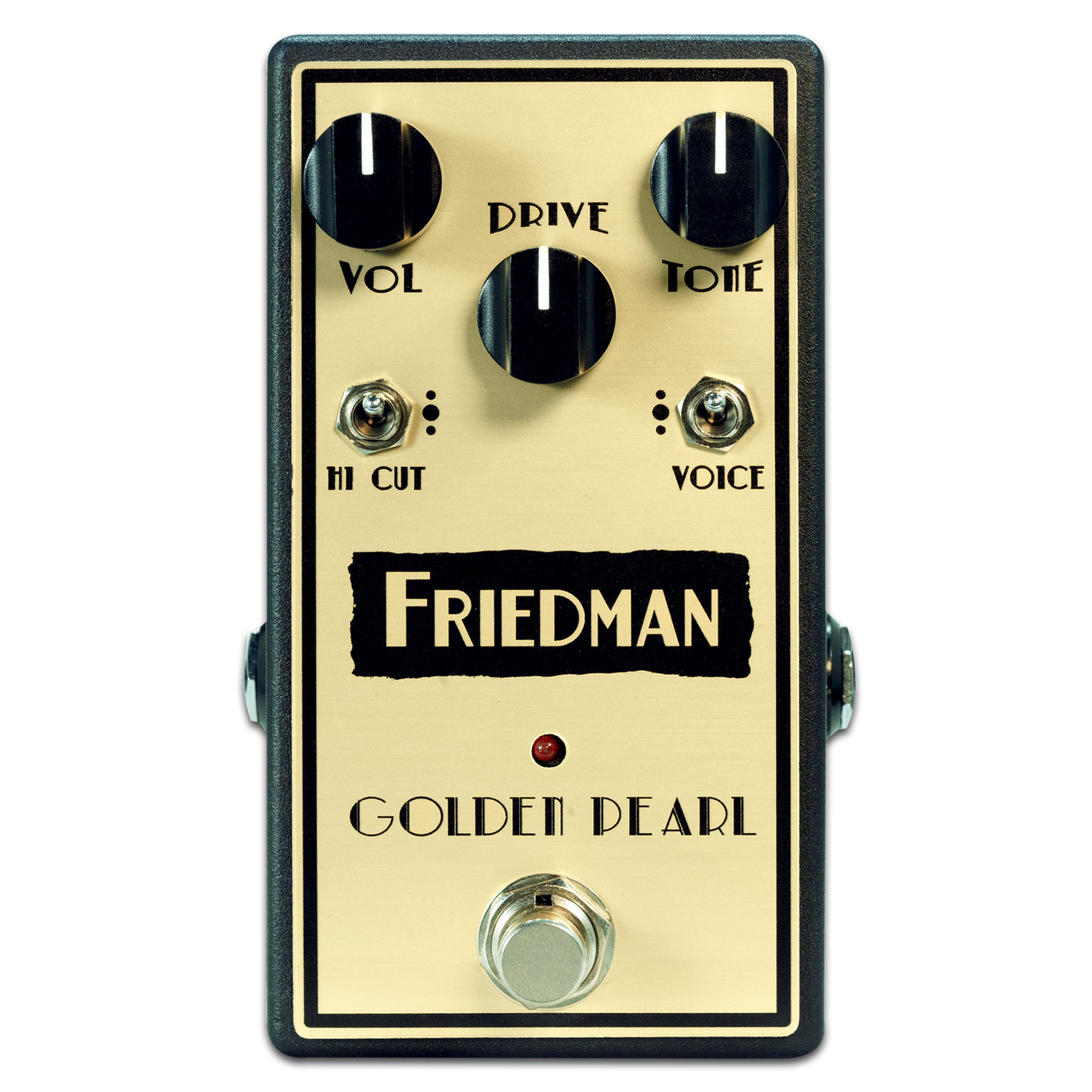 Friedman - Golden Pearl