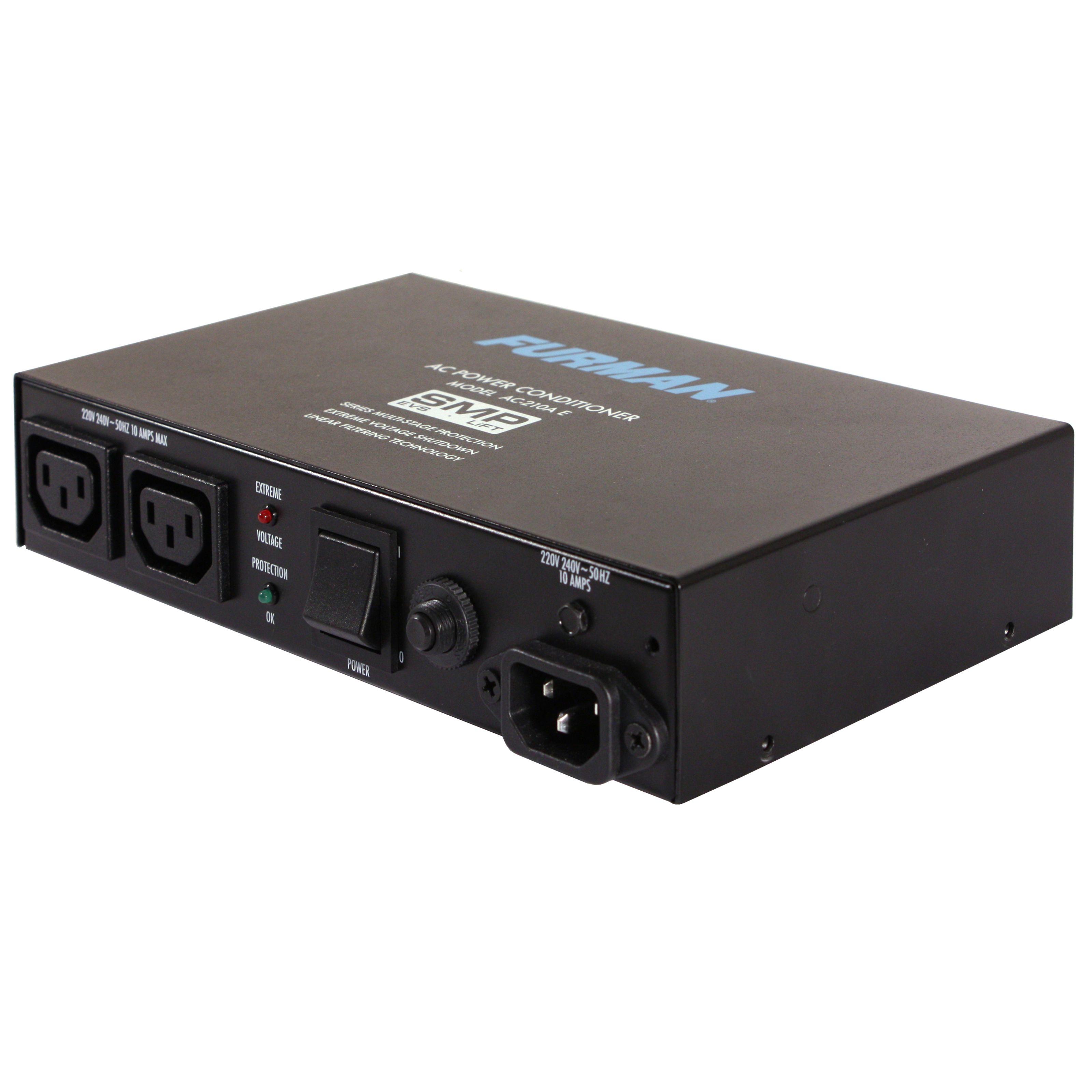 Furman - AC-210/AE Power Conditioner 07.00.22
