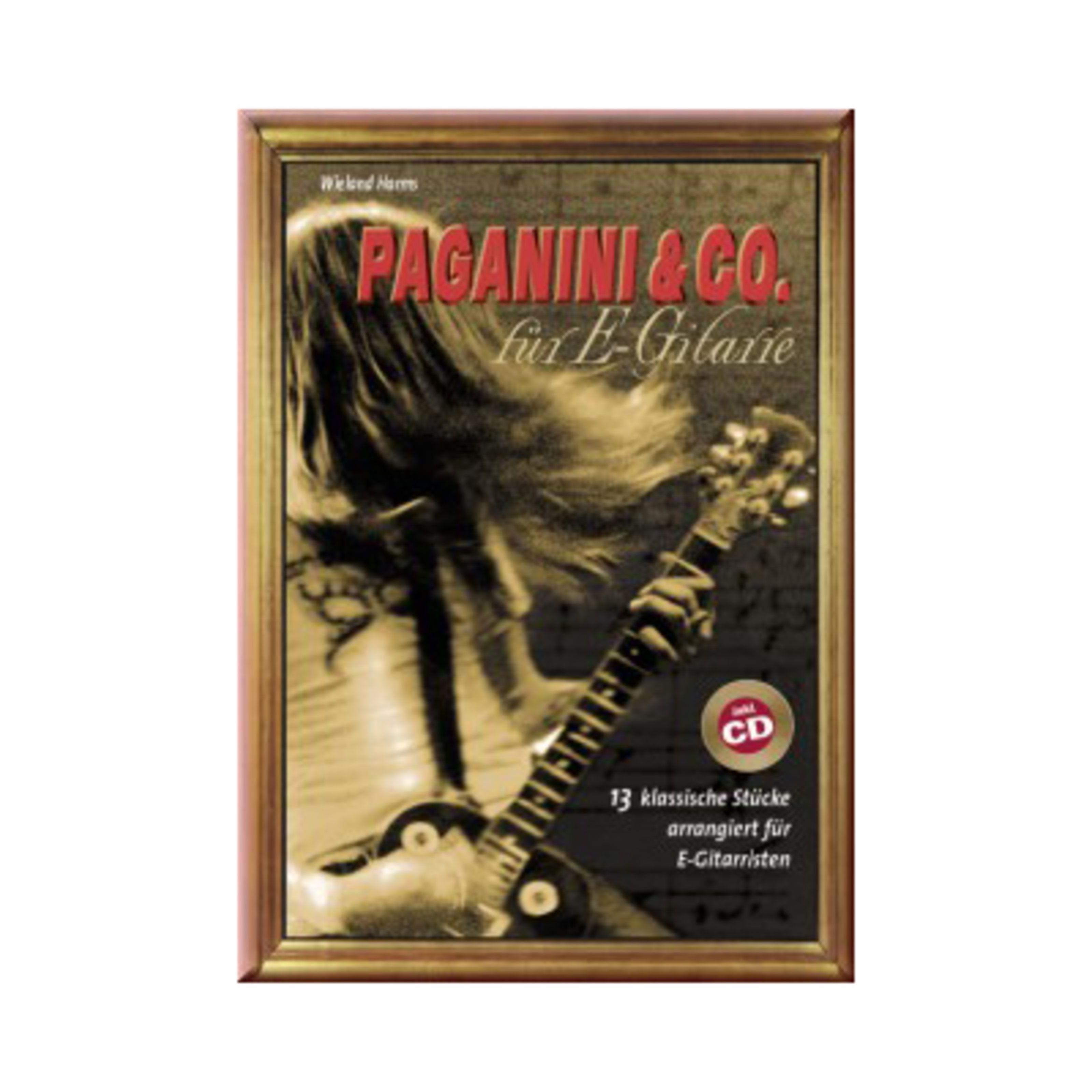Gerig-Verlag - Paganini & Co für E-Gitarre EM 5624