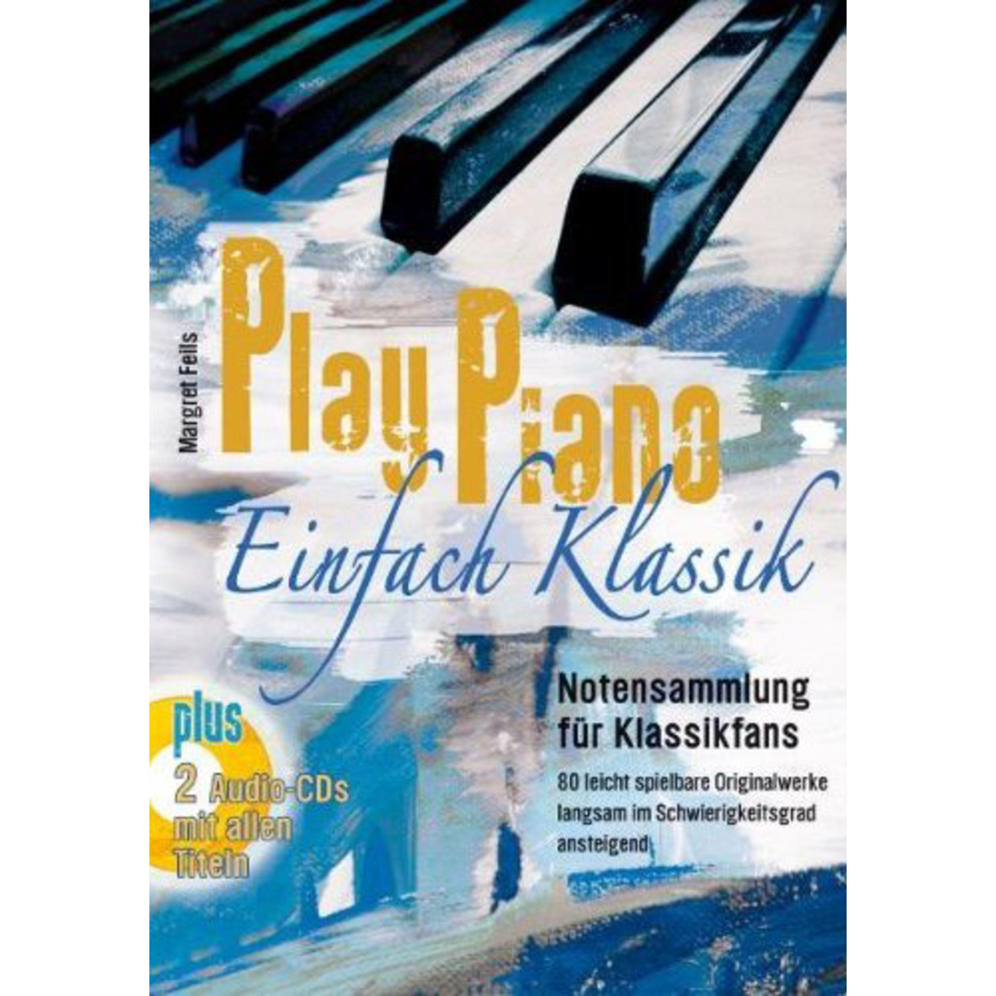 Gerig-Verlag - Play Piano - Einfach Klassik EM 6175