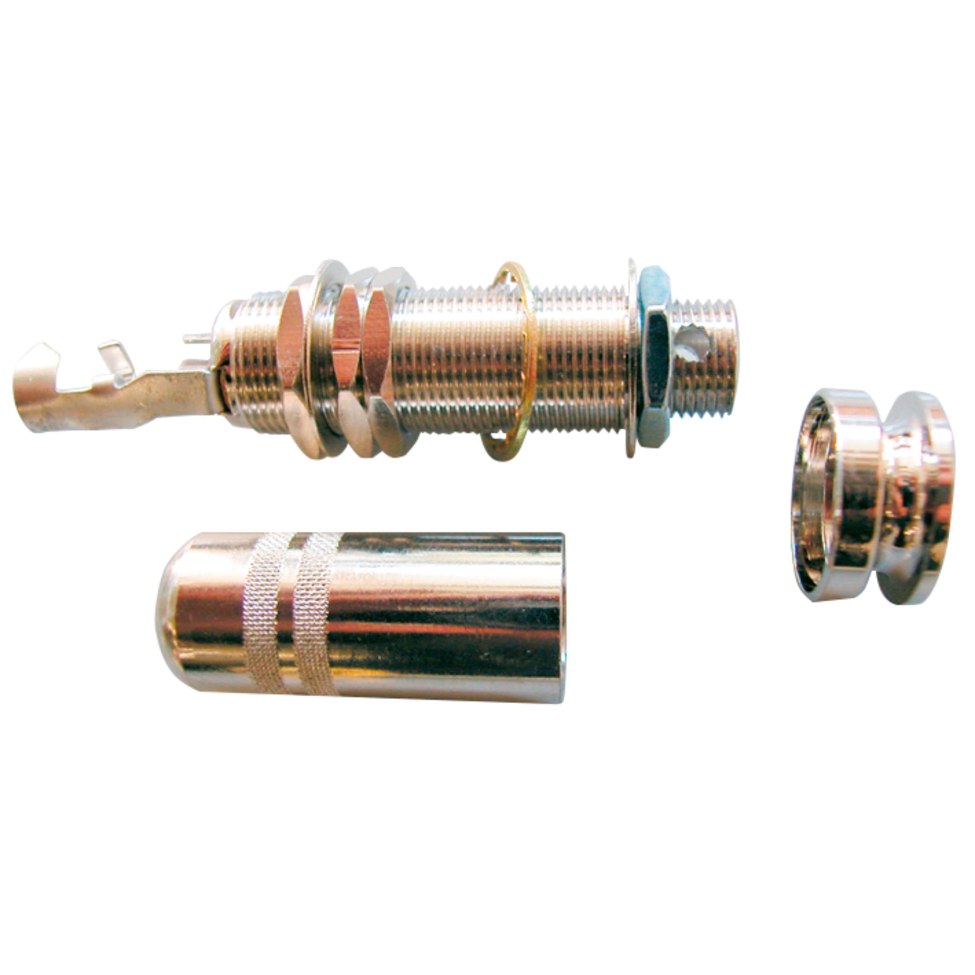 Göldo - Rohr buchse Switchcraft stereo Buchse und Gurtknopf zugleich JA00C