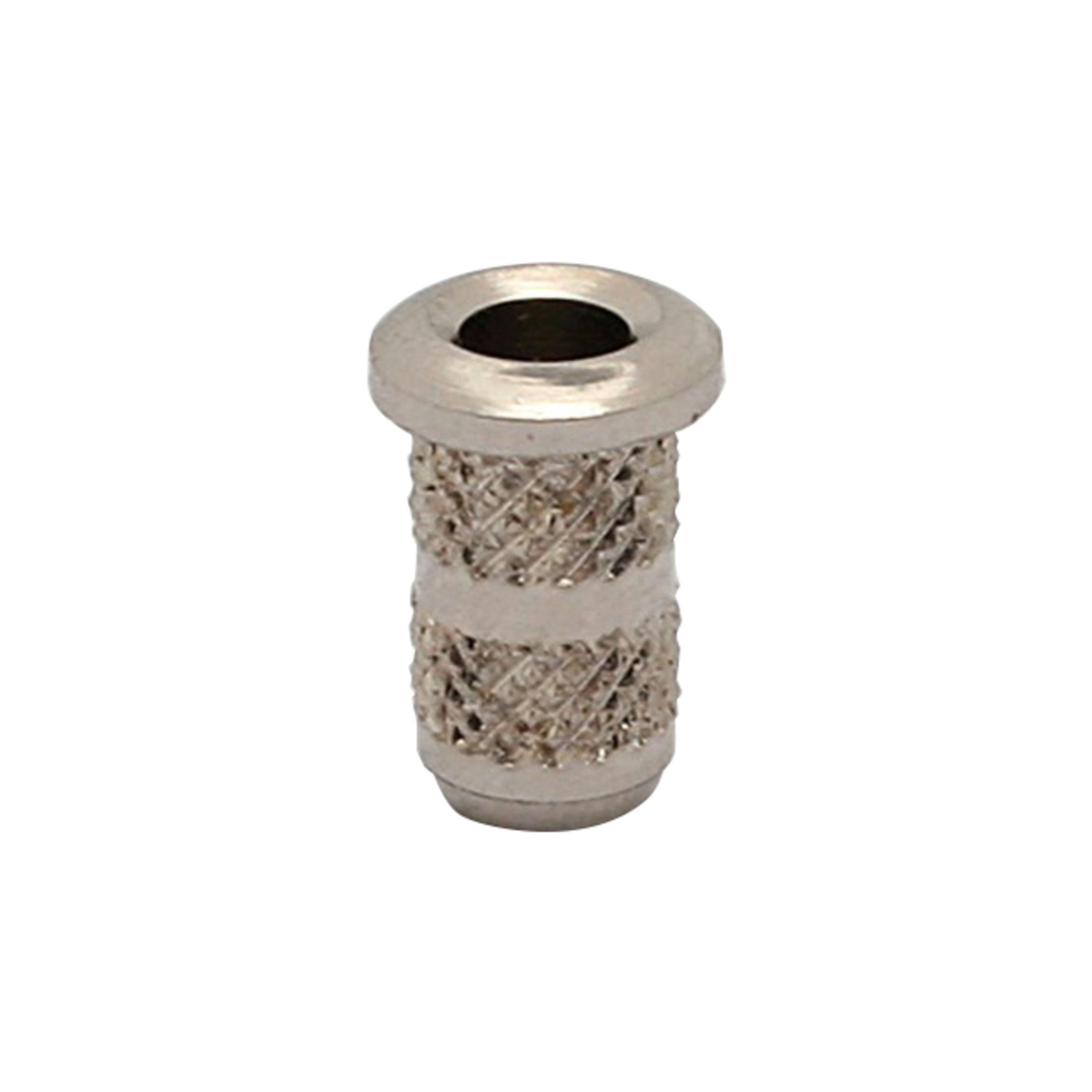 Göldo - Body-Top Saitenhülsen 6er Set Nickel HW47N