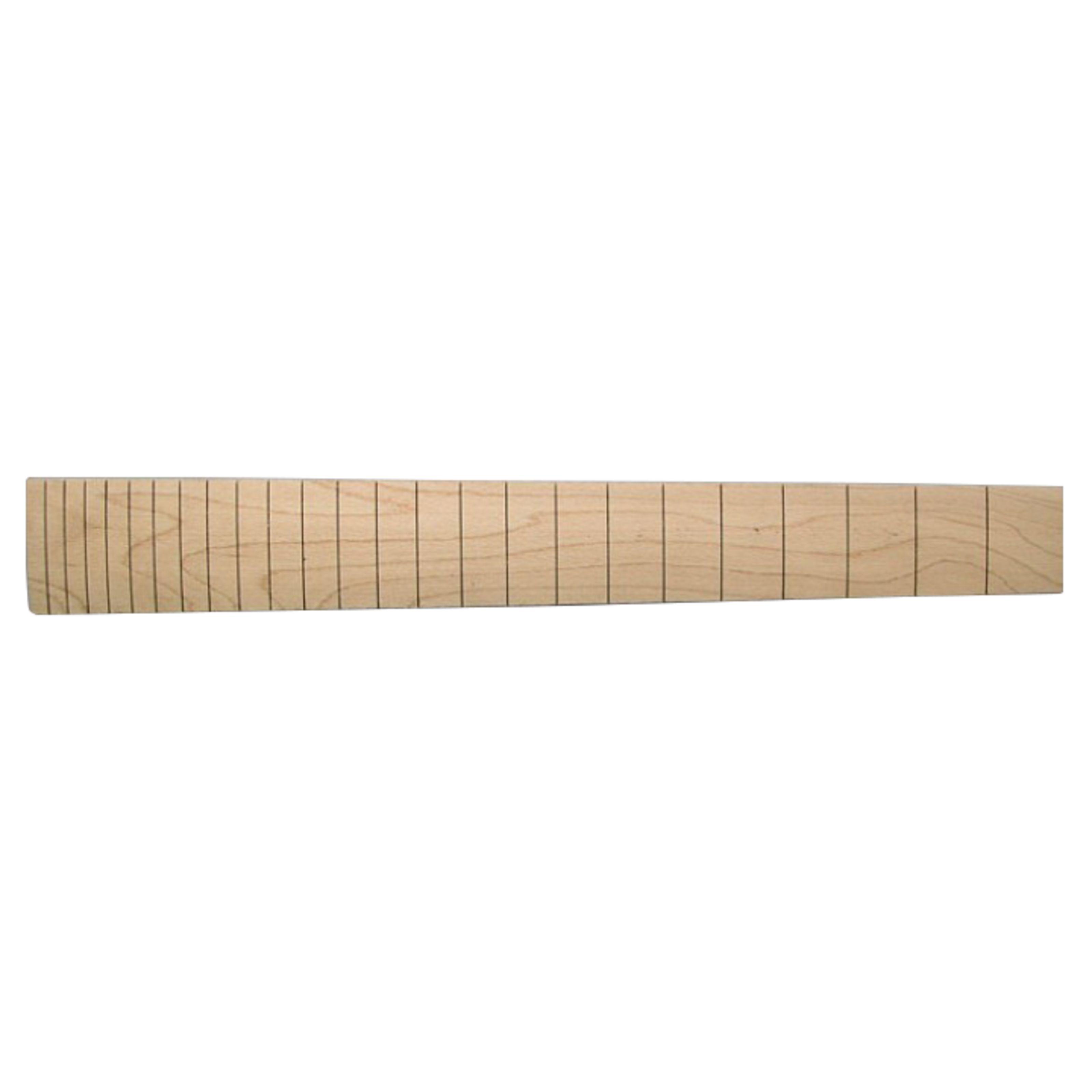 Göldo - Griffbrett 24 Fret Ahorn 648 mm, keine Inlays FBGM3