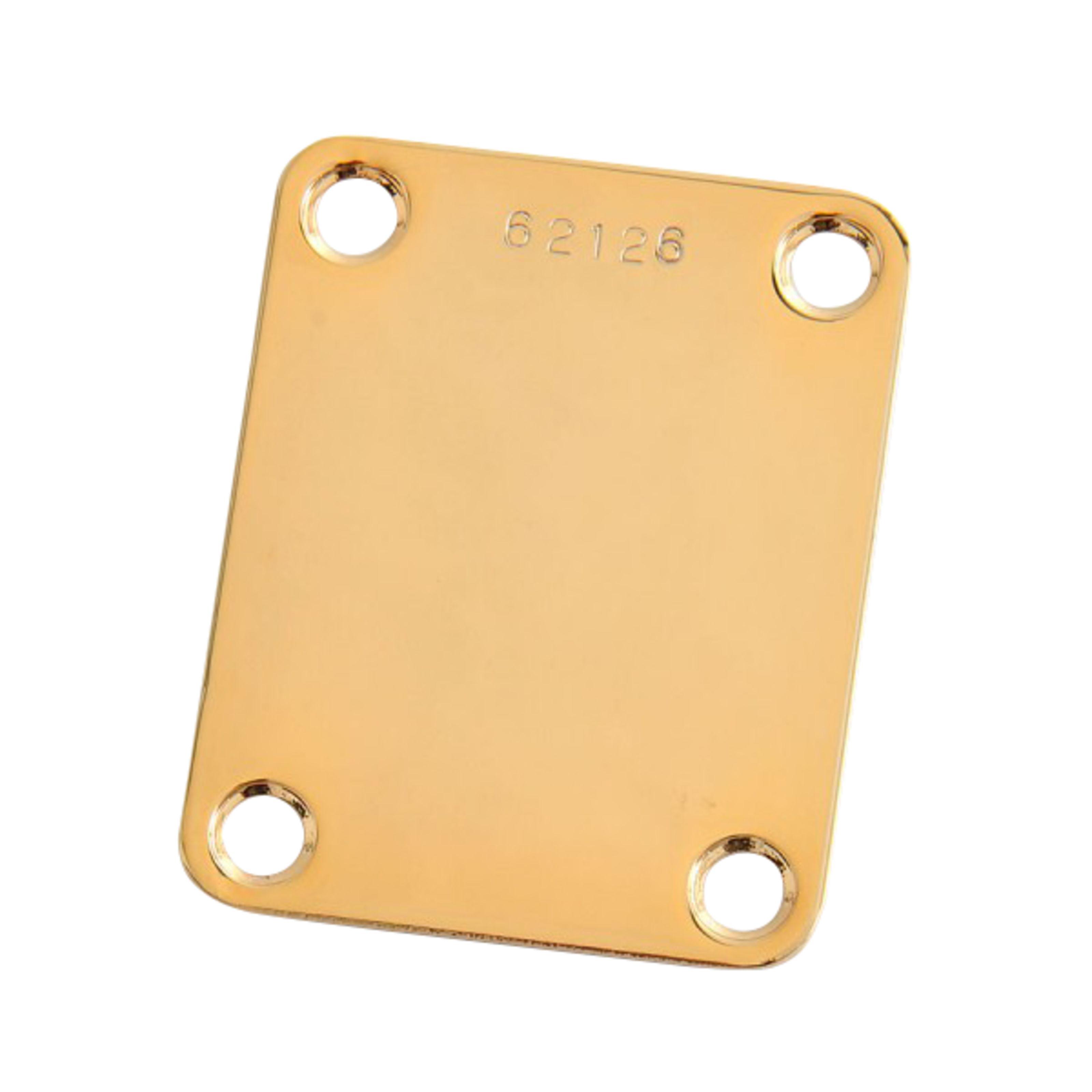 Göldo - Halsplatte Gold, mit Seriennummer NPSRG