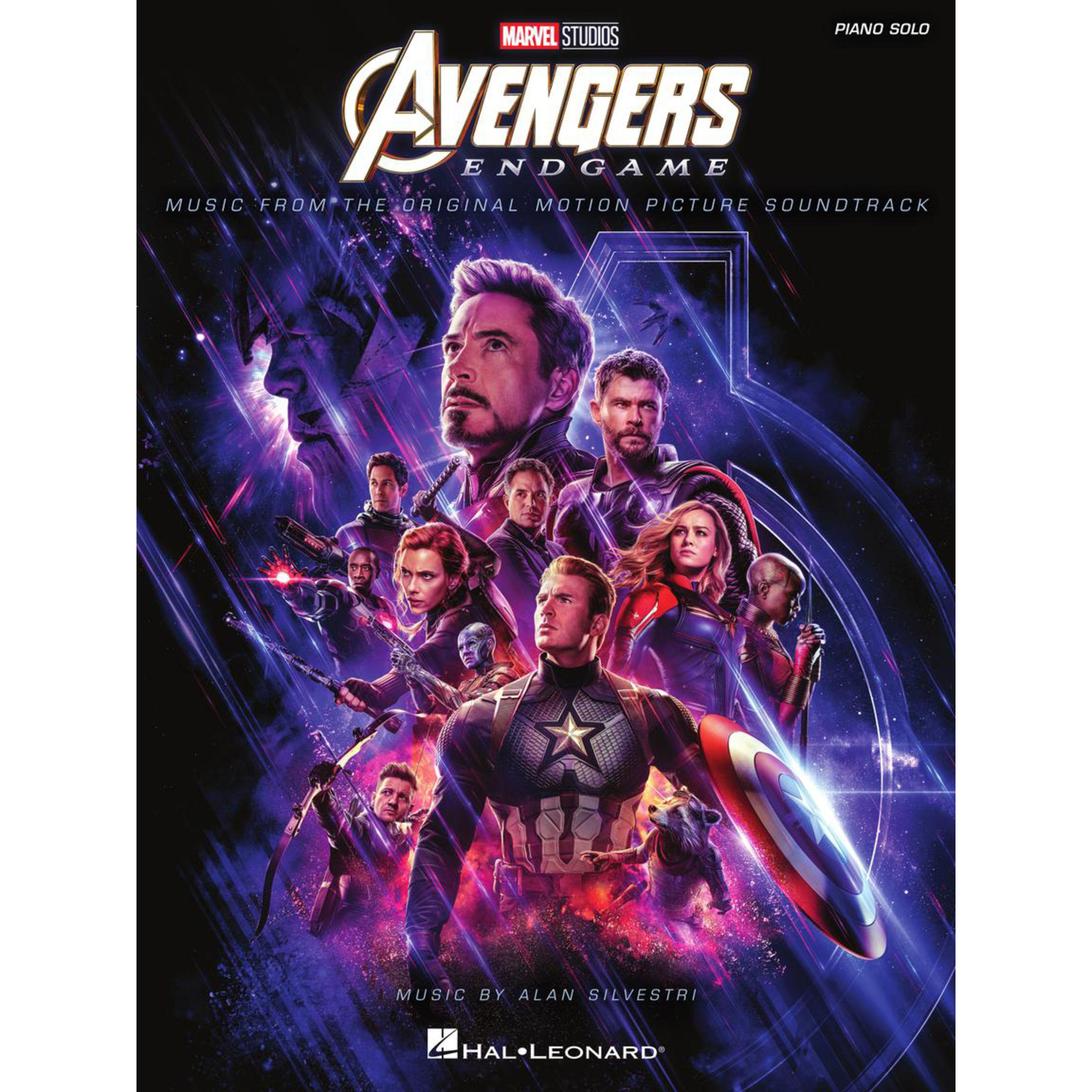 Hal Leonard - Avengers: Endgame