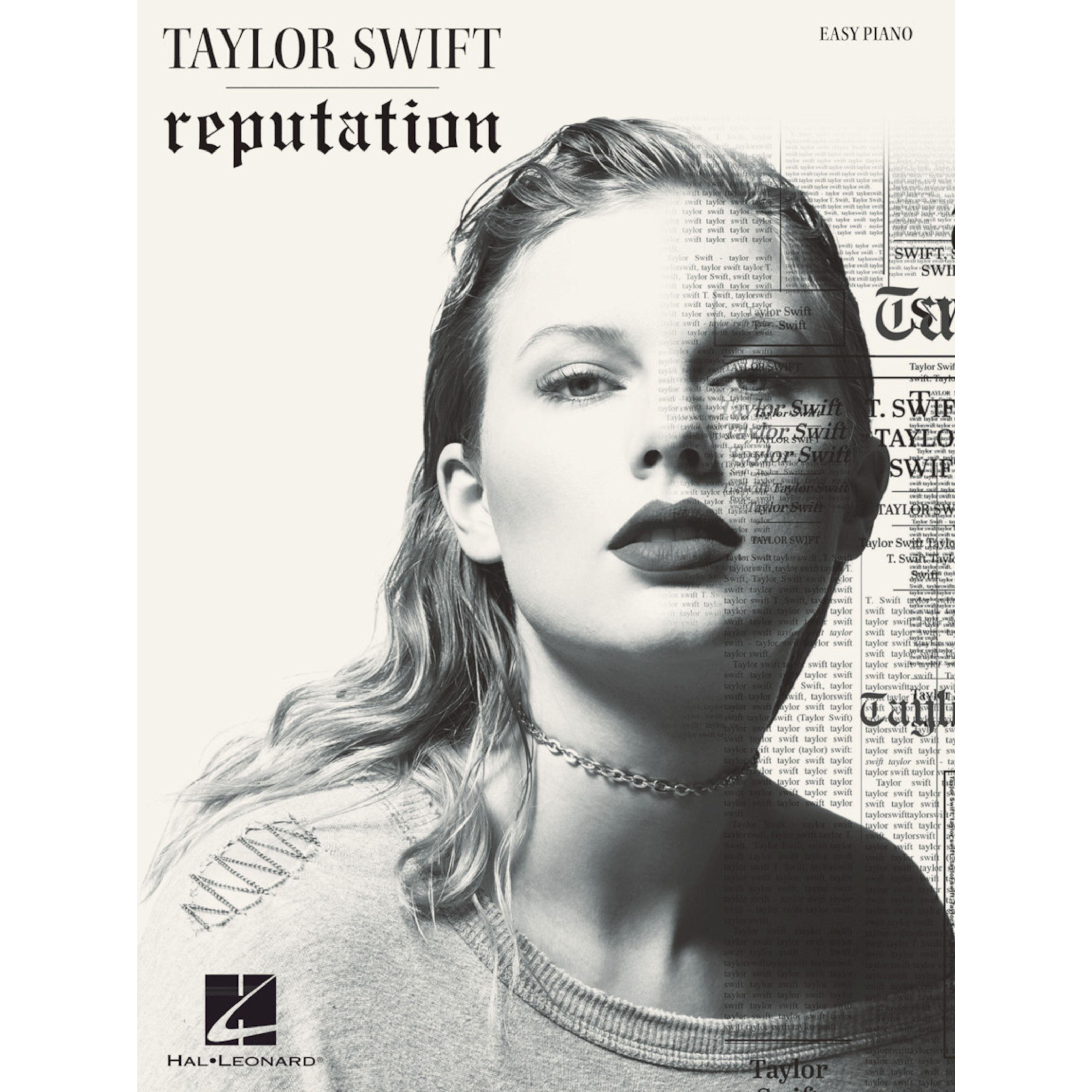 Hal Leonard - Taylor Swift: Reputation HL00262695