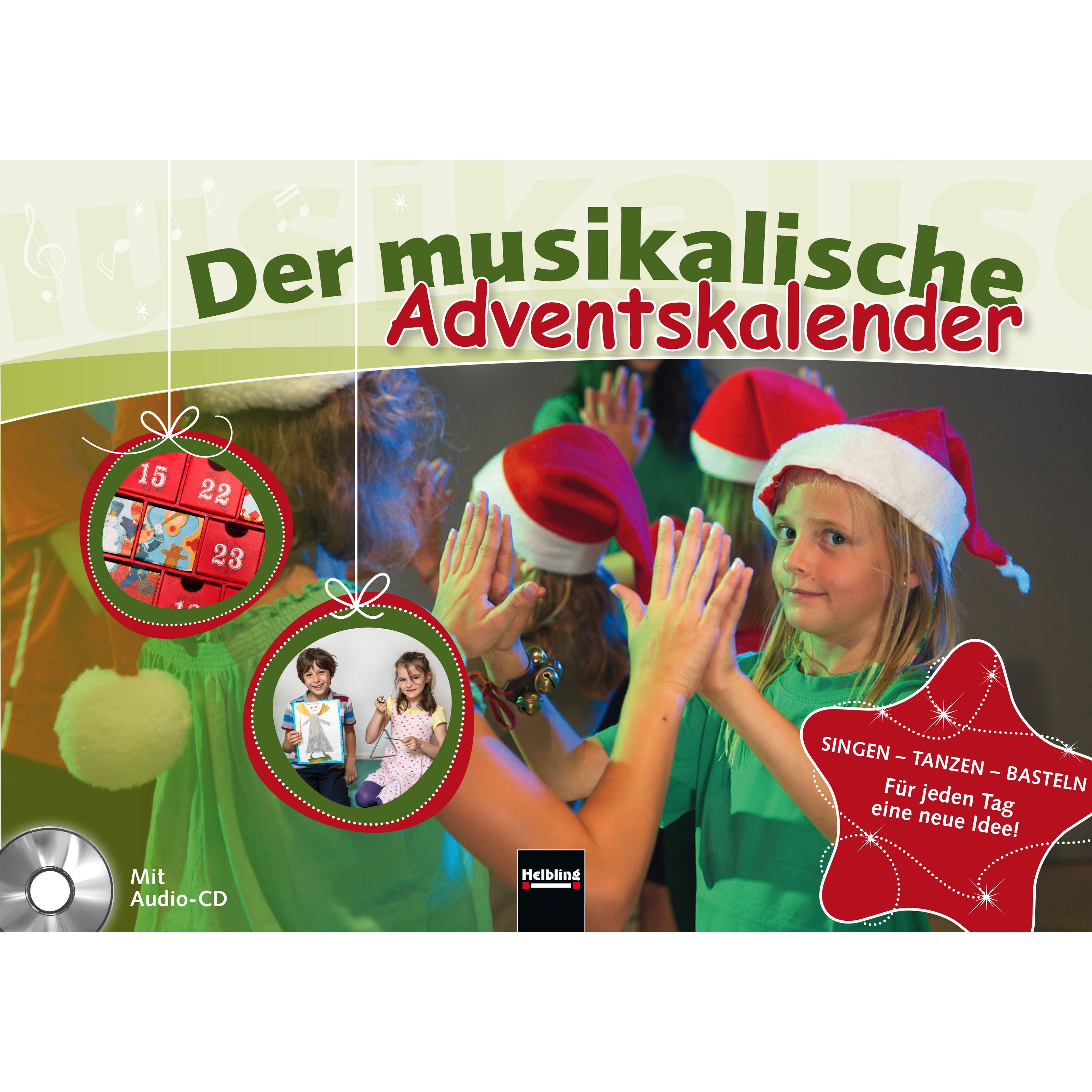 Helbling Verlag - Der musikalische Adventskalender S8050