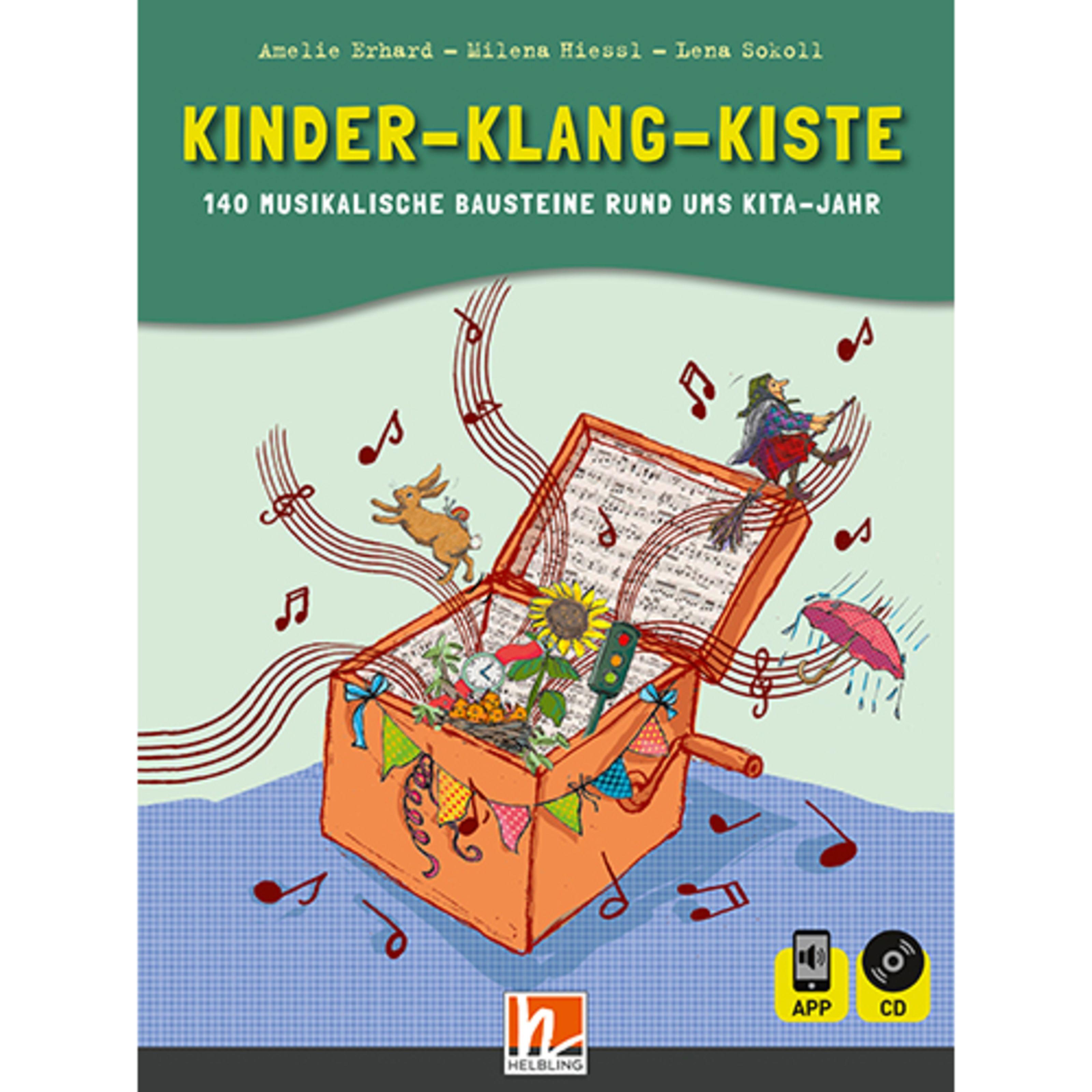 Helbling Verlag - Kinder-Klang-Kiste S8594