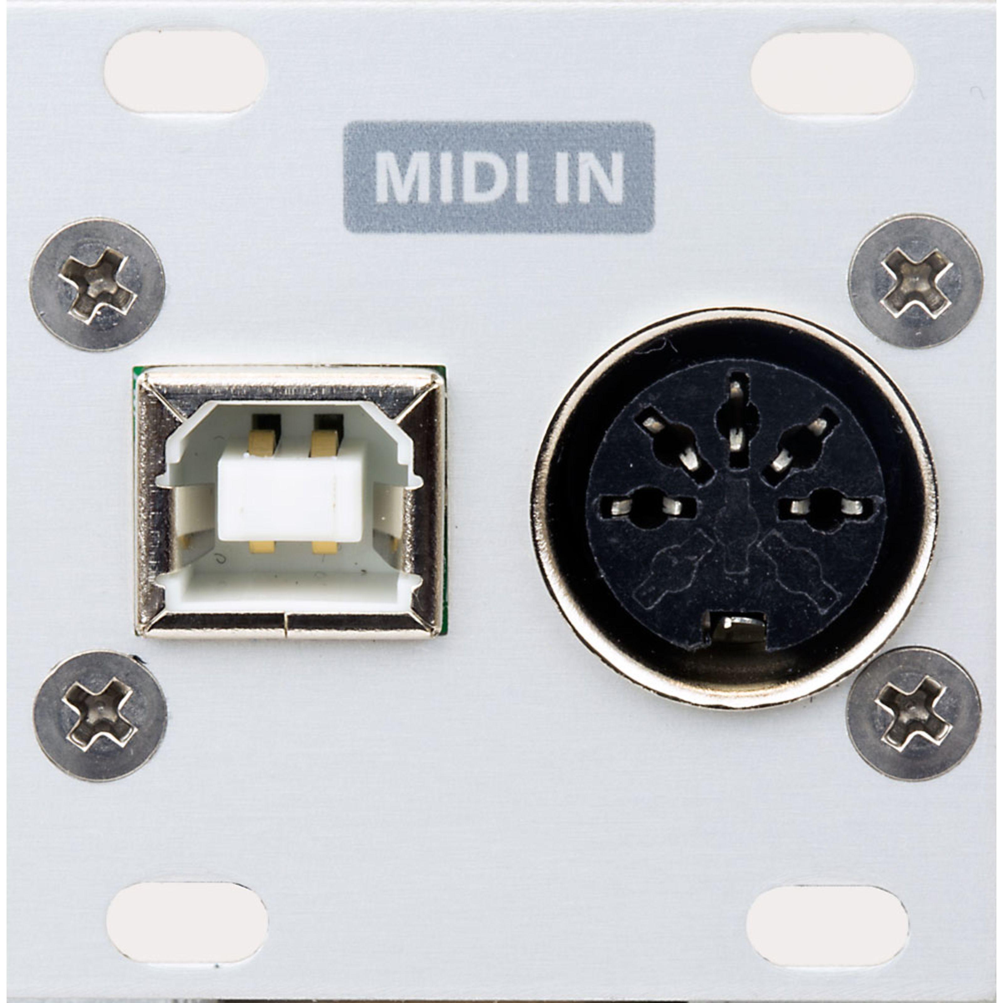 Intellijel - 1U Midi JACKS UMIDI-JACKS-1U