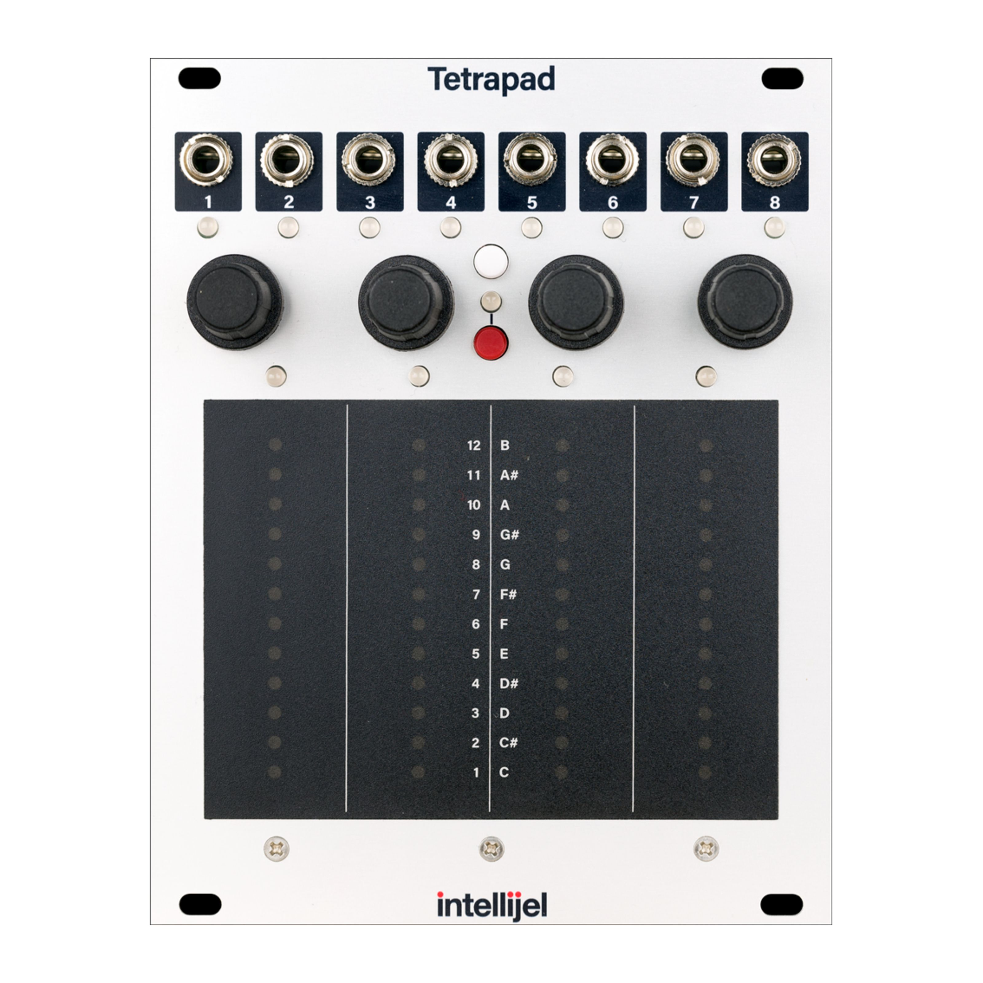 Intellijel - Tetrapad TETRAPAD-3U
