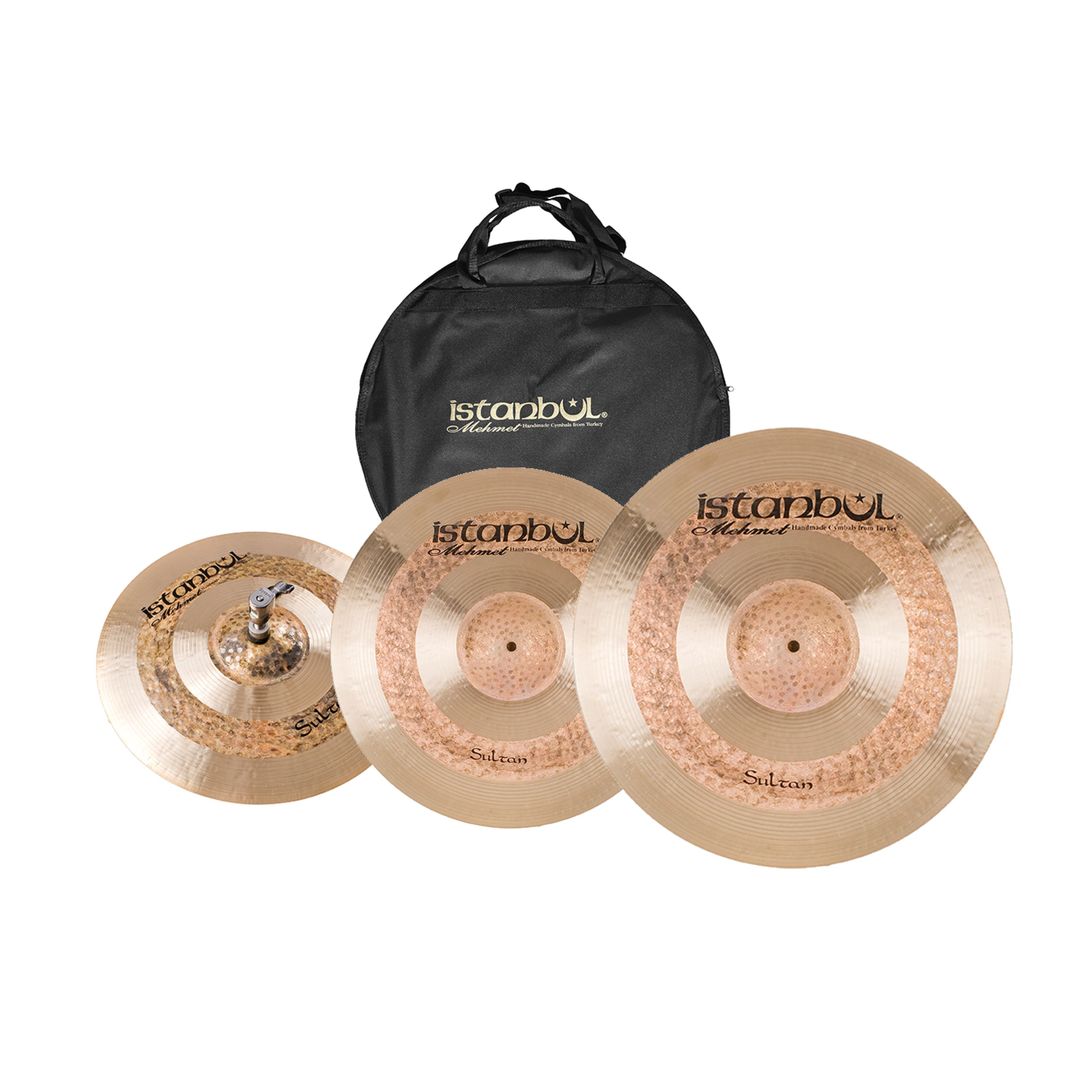 Istanbul - Sultan Cymbal Set SUL-SET