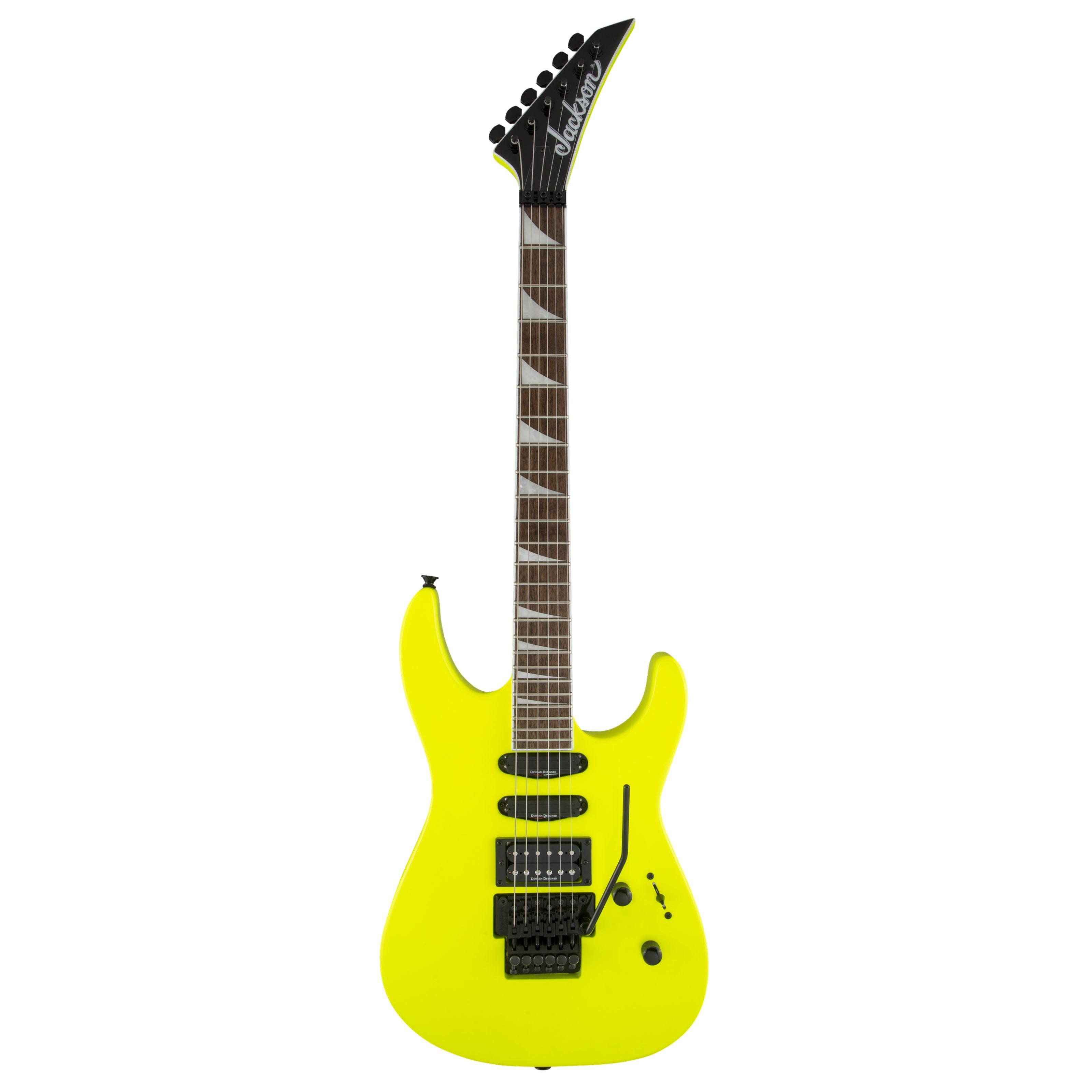 Jackson - X Series Soloist SL3X Neon Yellow