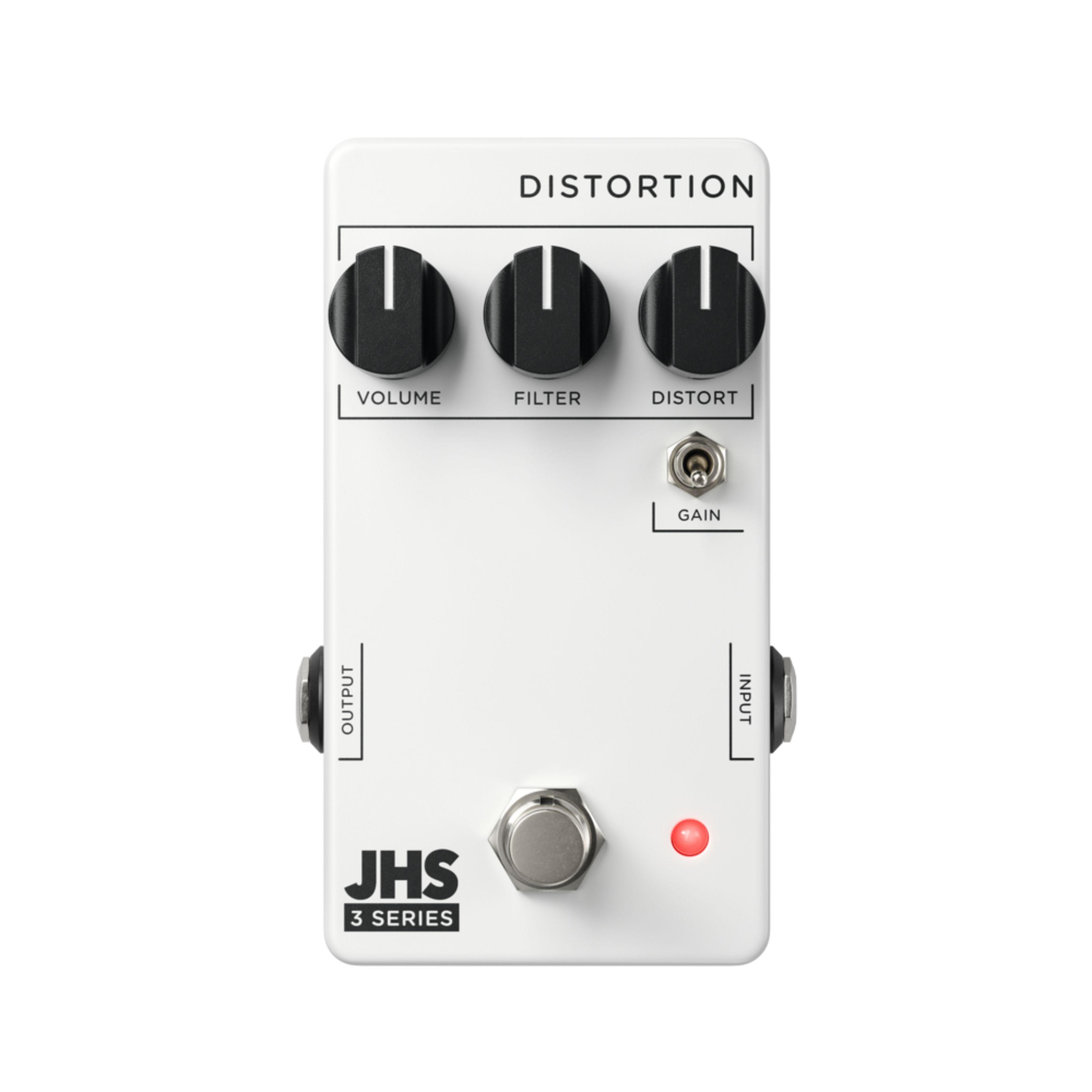 JHS Pedals - 3 Series Distortion JHS 3S DISTORTION