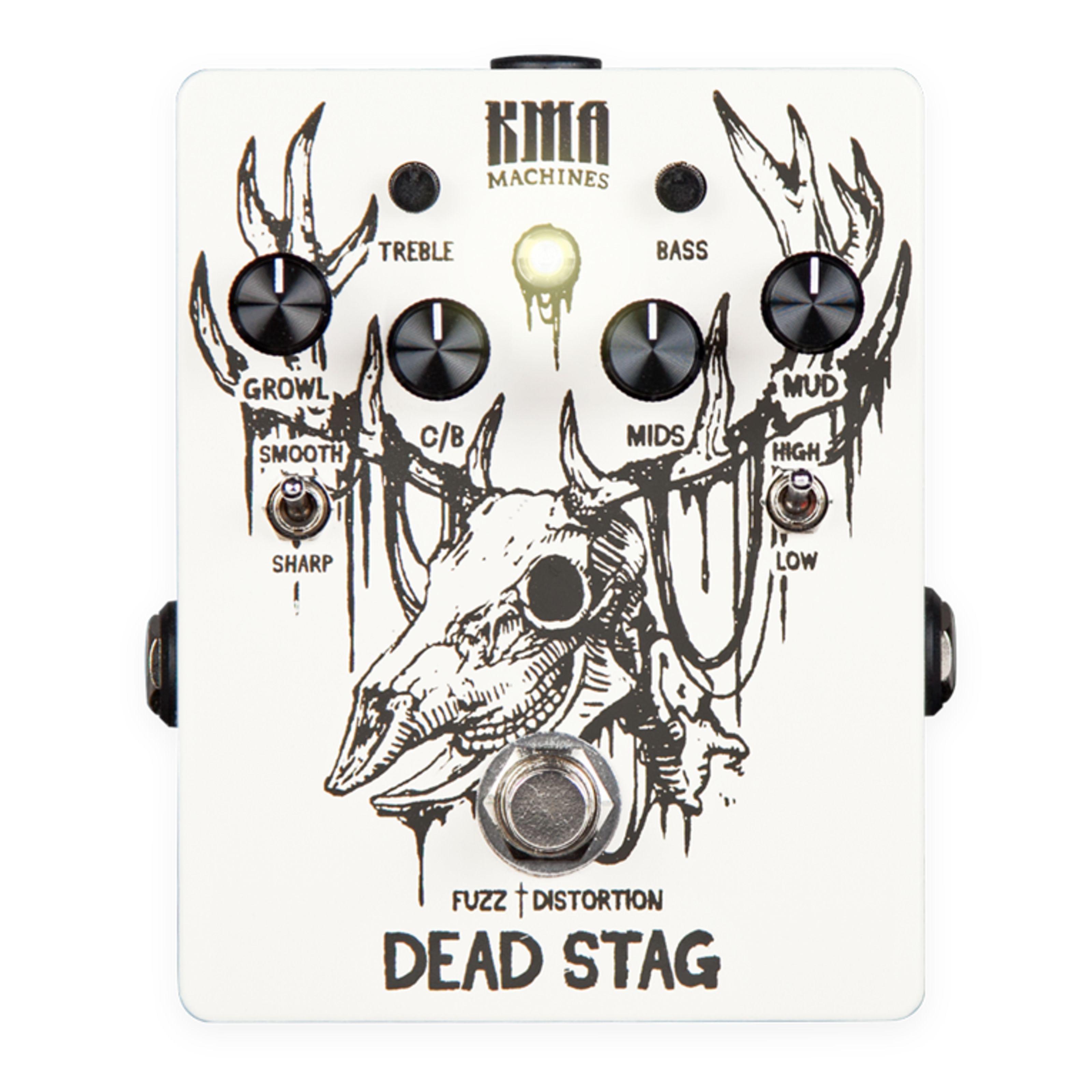 KMA Audio Machines - Dead Stag KMA-DEADST