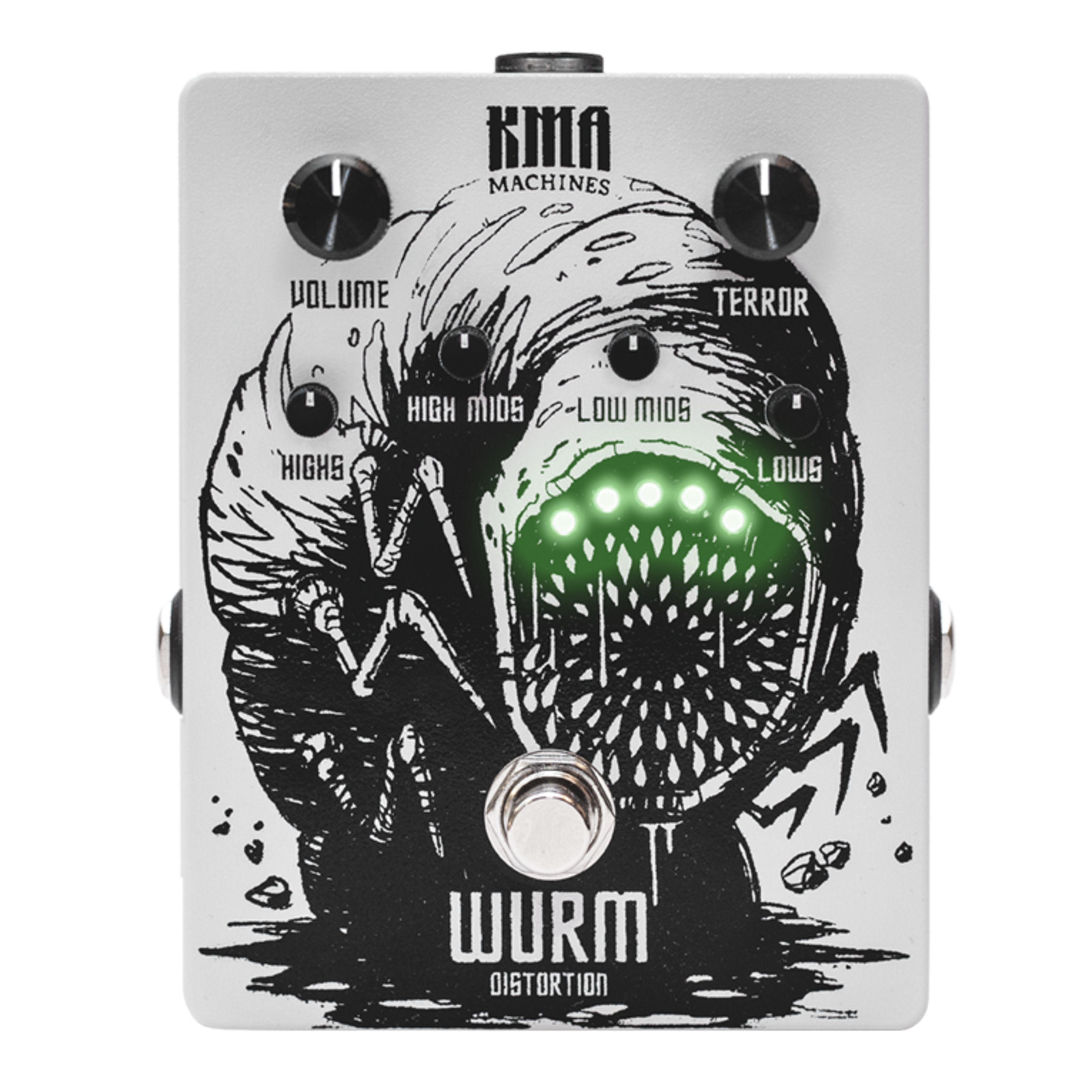 KMA Audio Machines - Wurm KMA-WURM