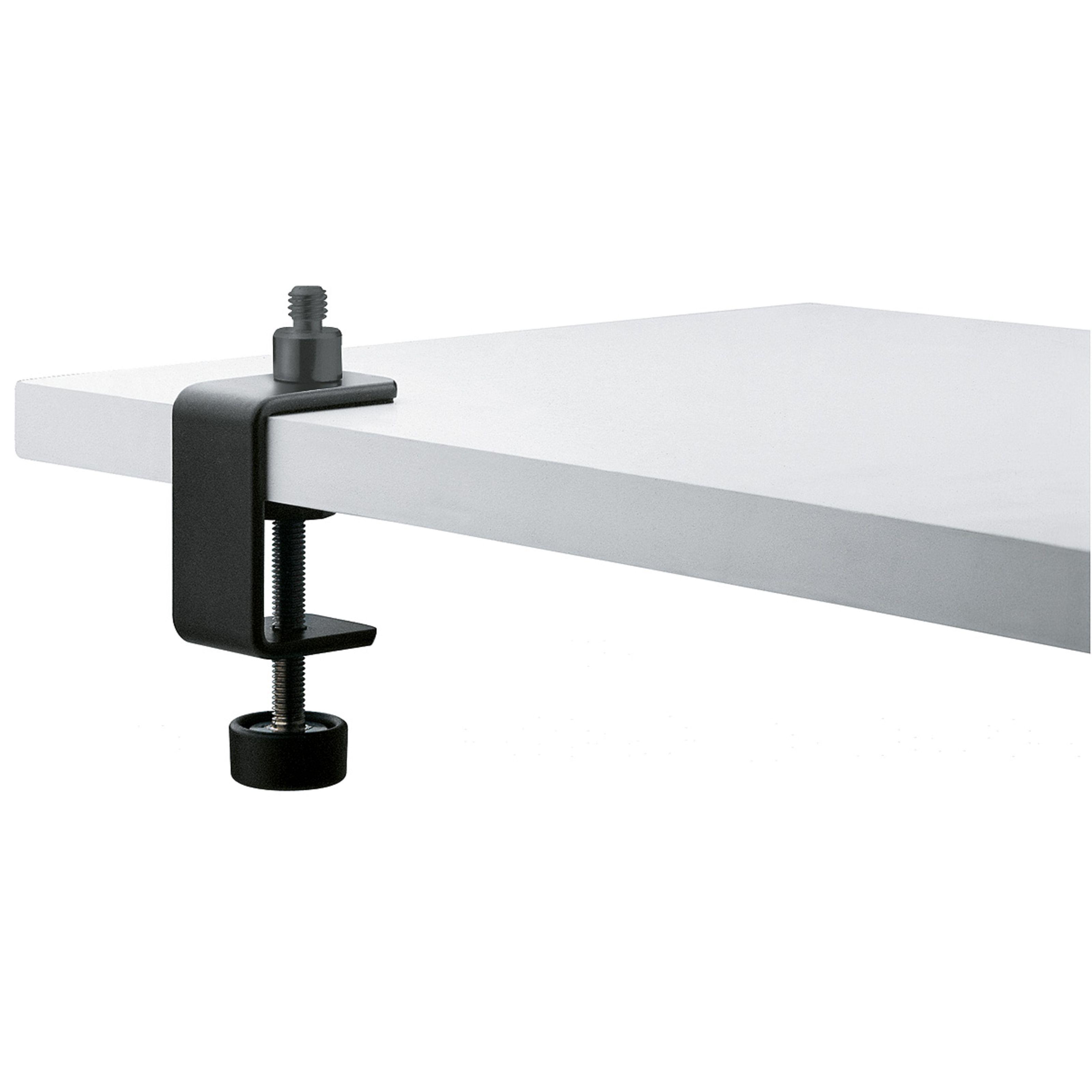 König & Meyer - 237 Tischklemme schwarz 23700-300-55