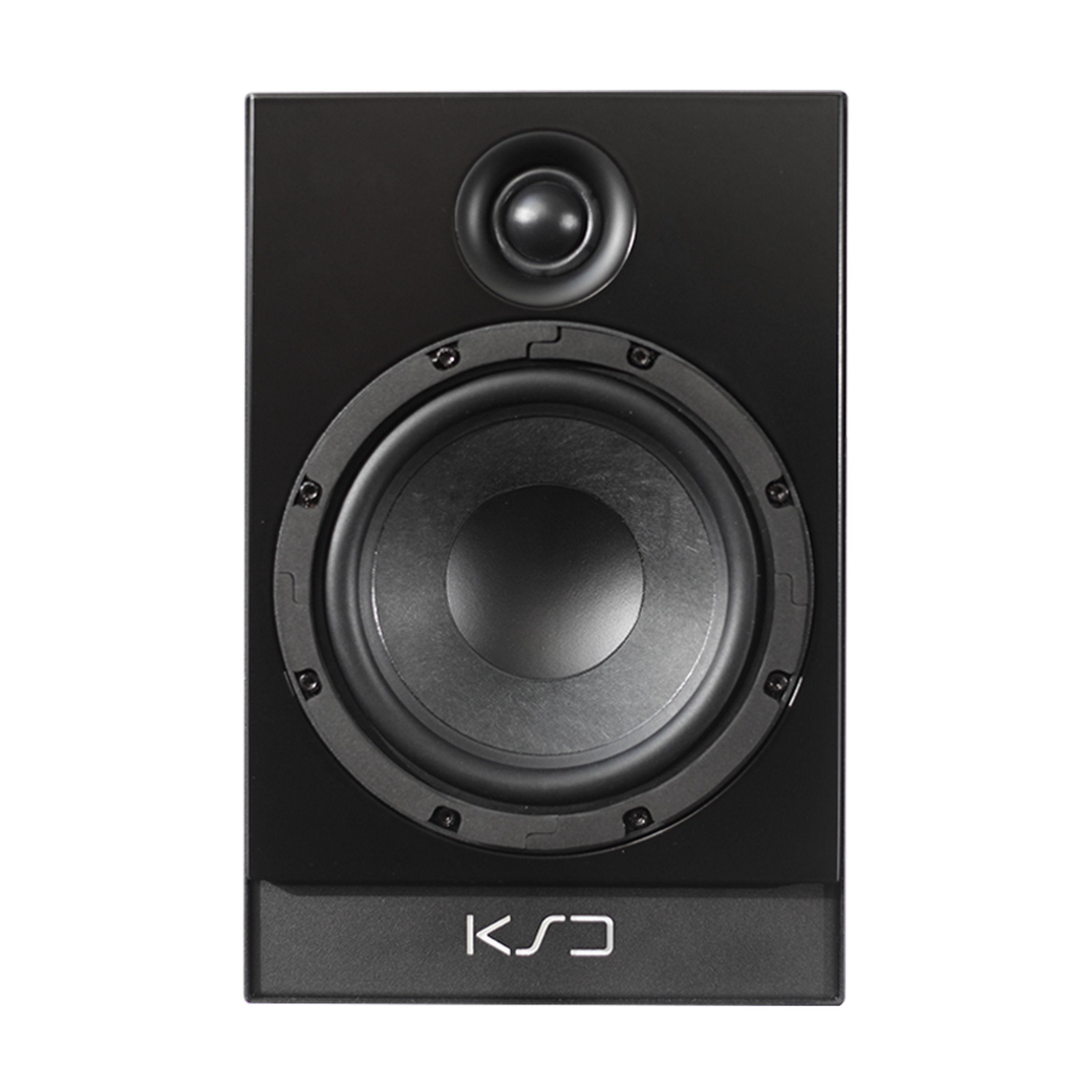 KS-Digital - A-100 black Near-/Midfield Monitor 257 black
