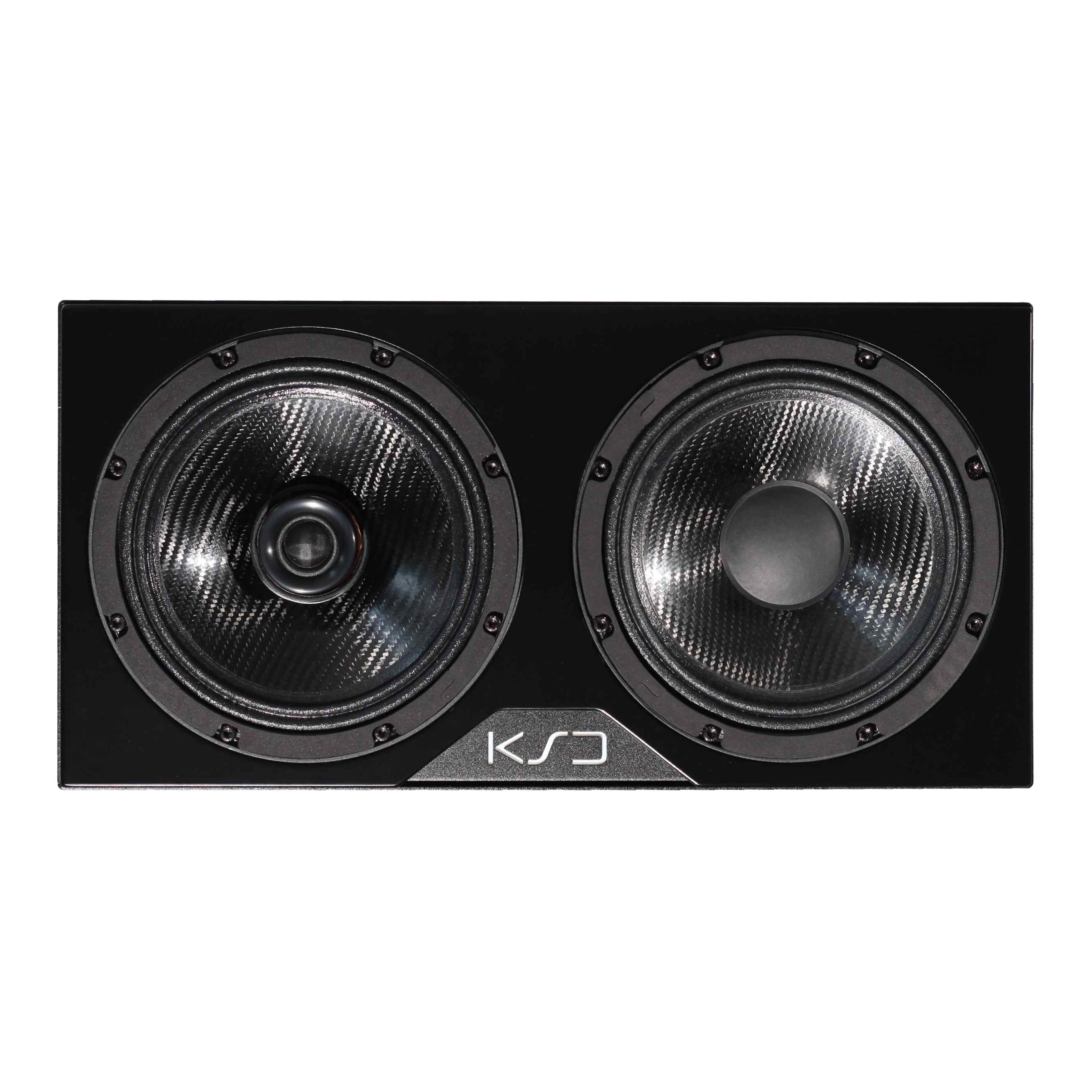 KS-Digital - C88-Reference Black Monitor L 312 left