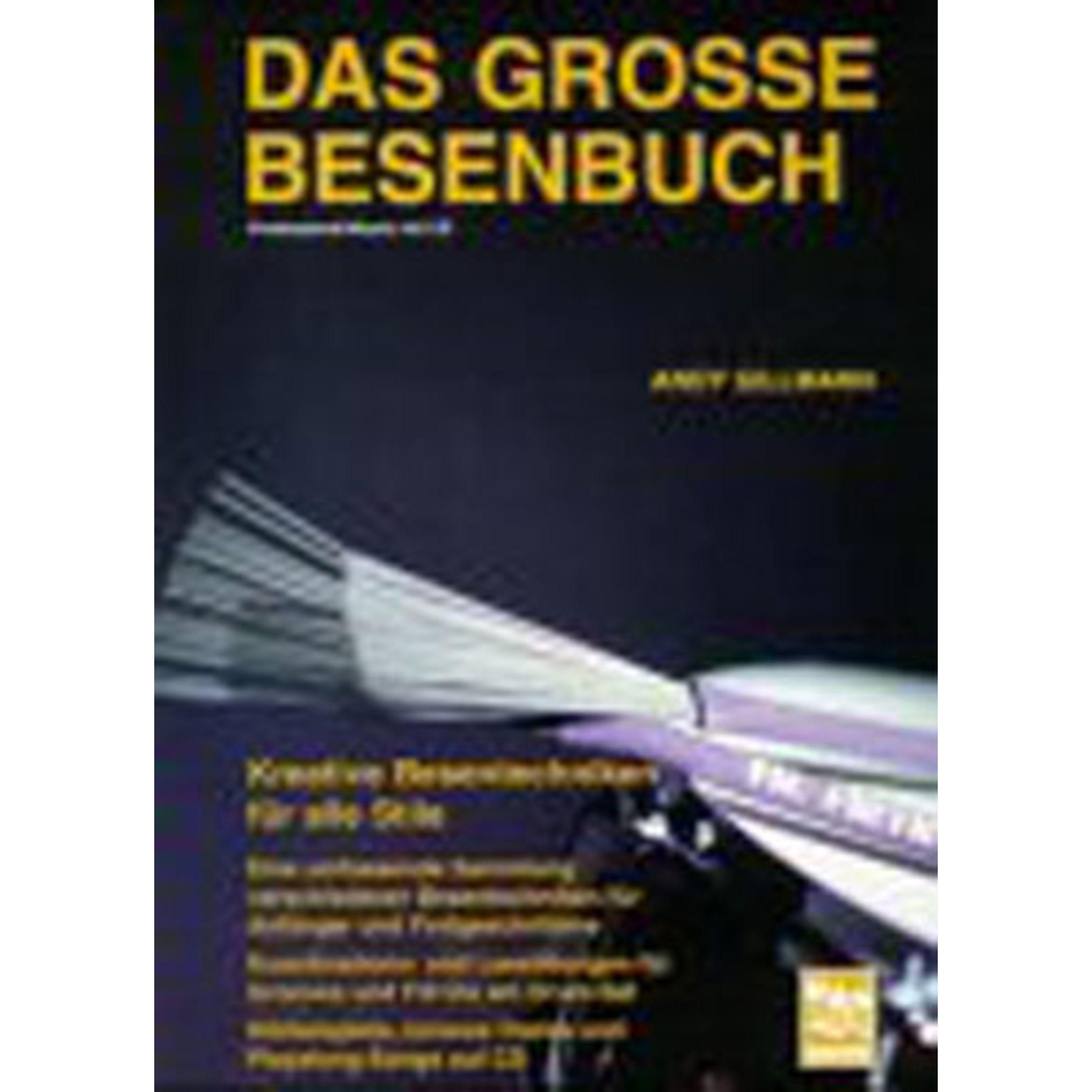 Leu-Verlag - Das grosse Besenbuch Andy Gillmann,inkl. CD 9783928825870