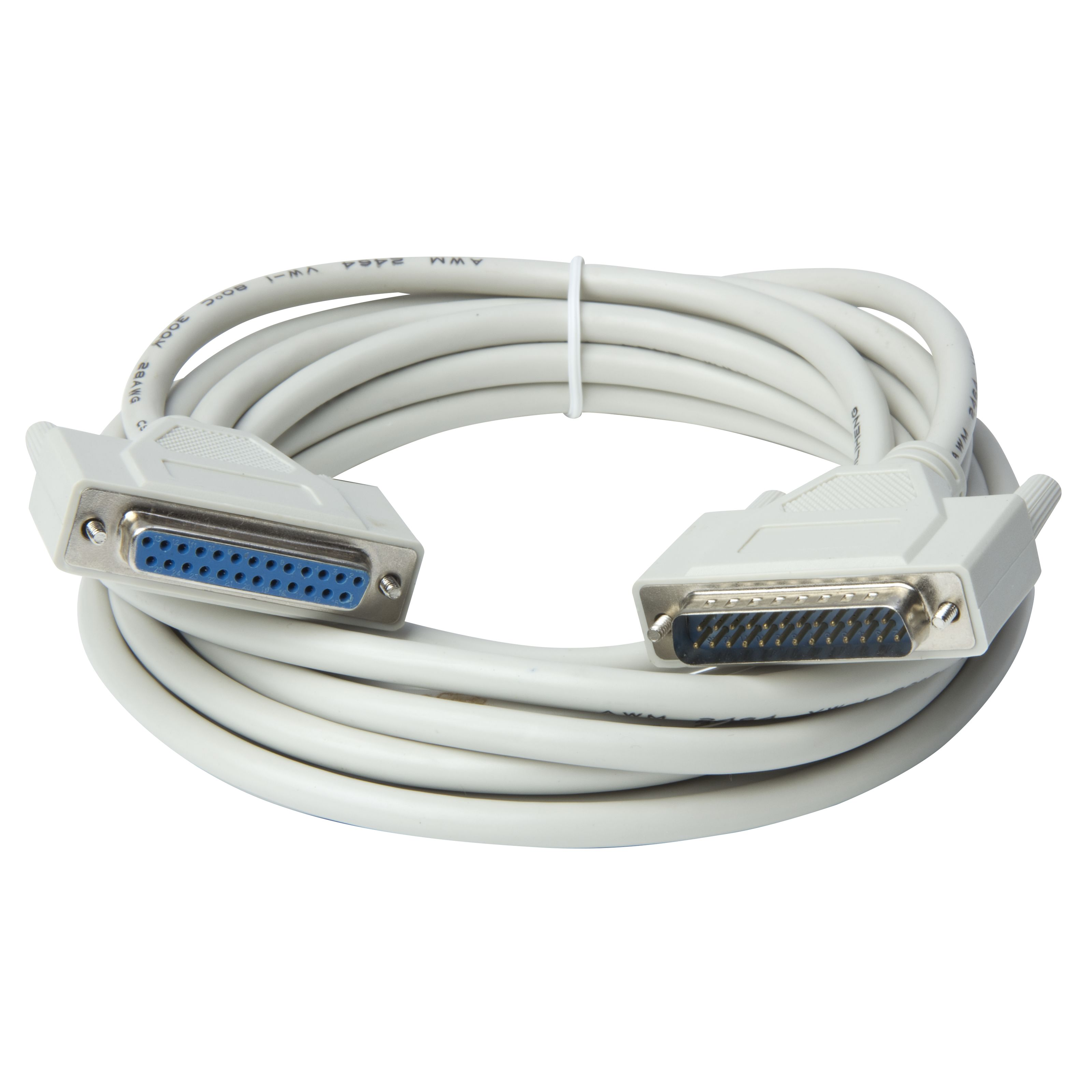 lightmaXX - ILDA Kabel EXT 5m voll belegt ILDA5m