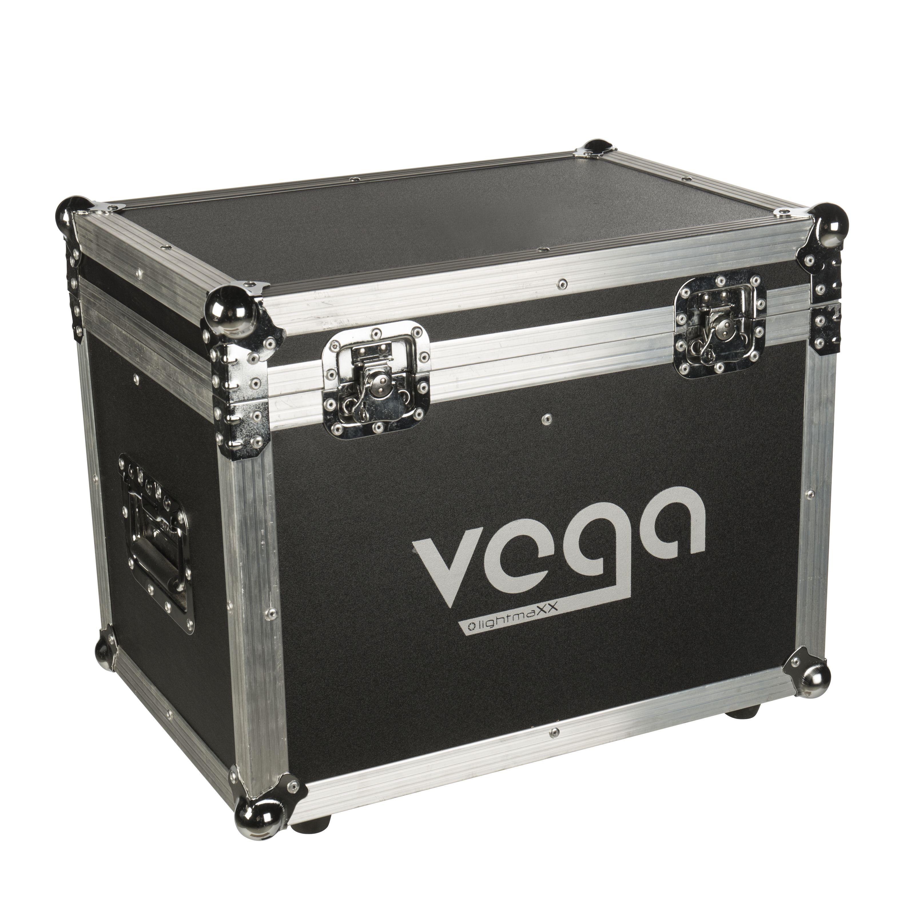 lightmaXX - TOUR CASE 4x VEGA SHIGGY quadcase B-W shiggy