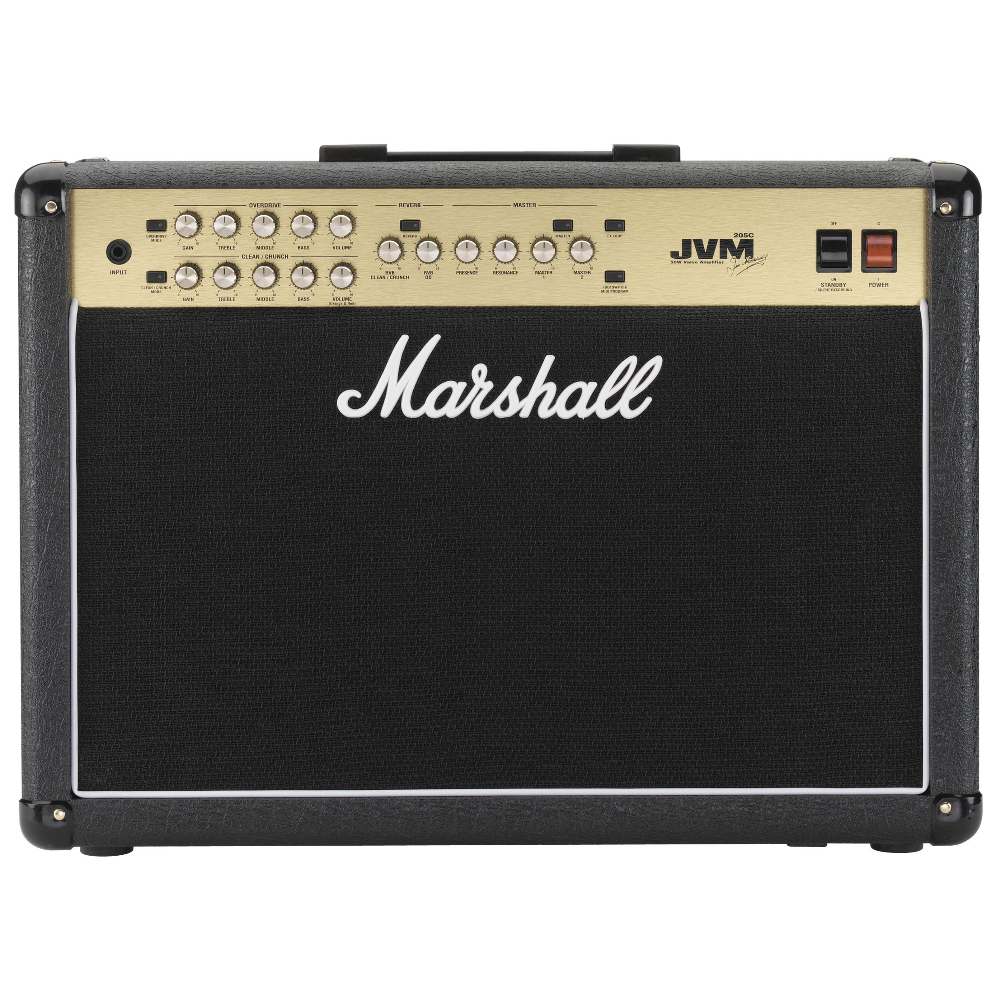 Marshall - JVM 205 C Combo
