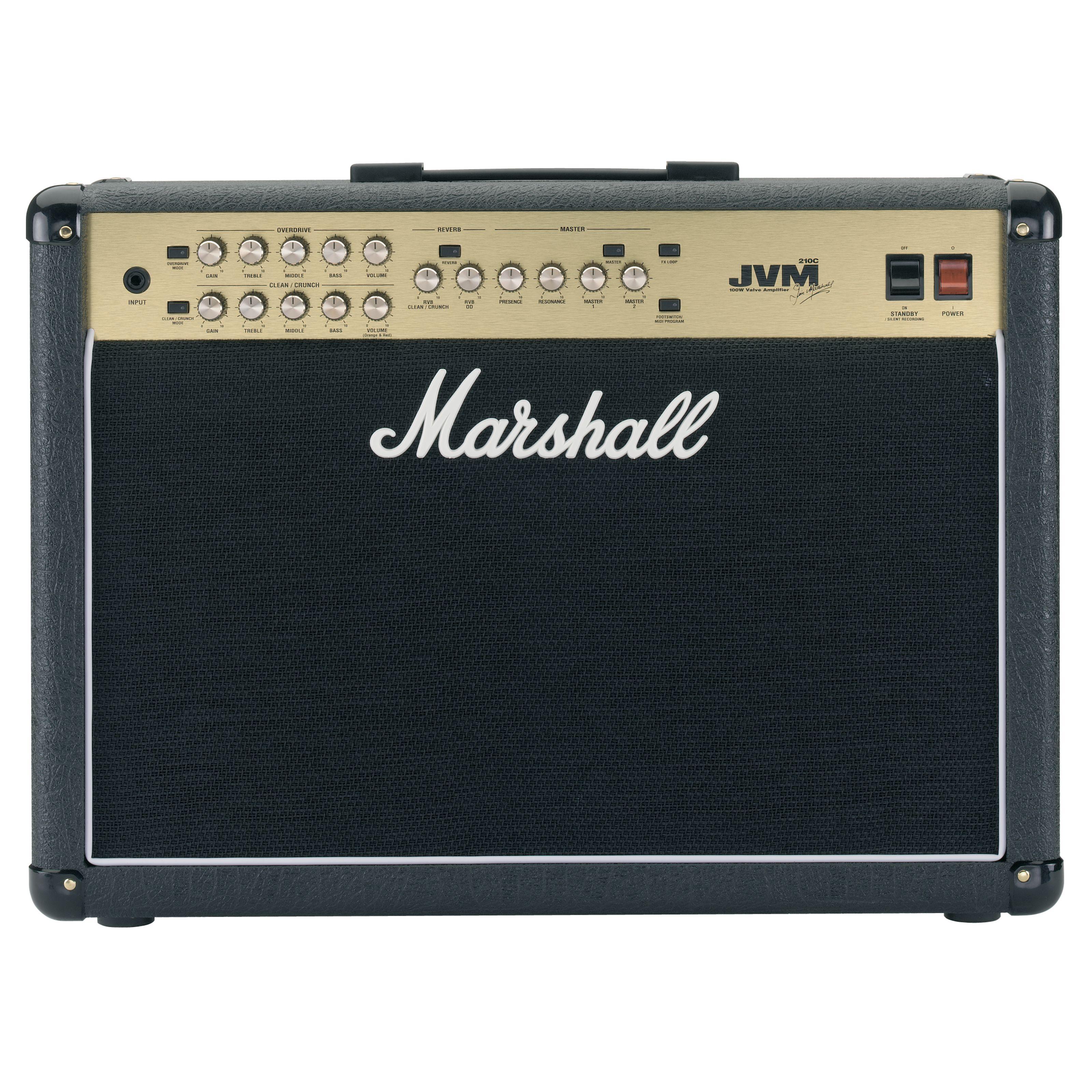 Marshall - JVM 210 C Combo