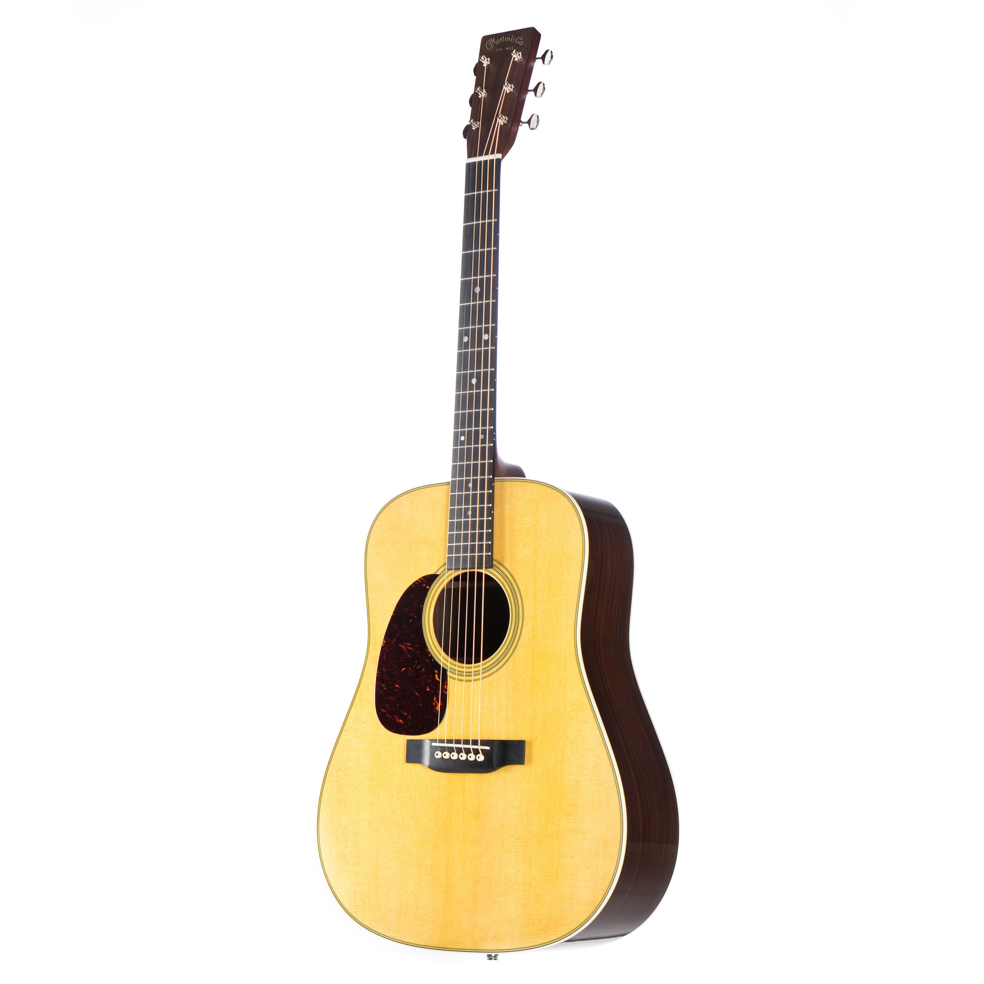Martin Guitars - D-28 Standard Lefthand D-28 (2017) Lefthand